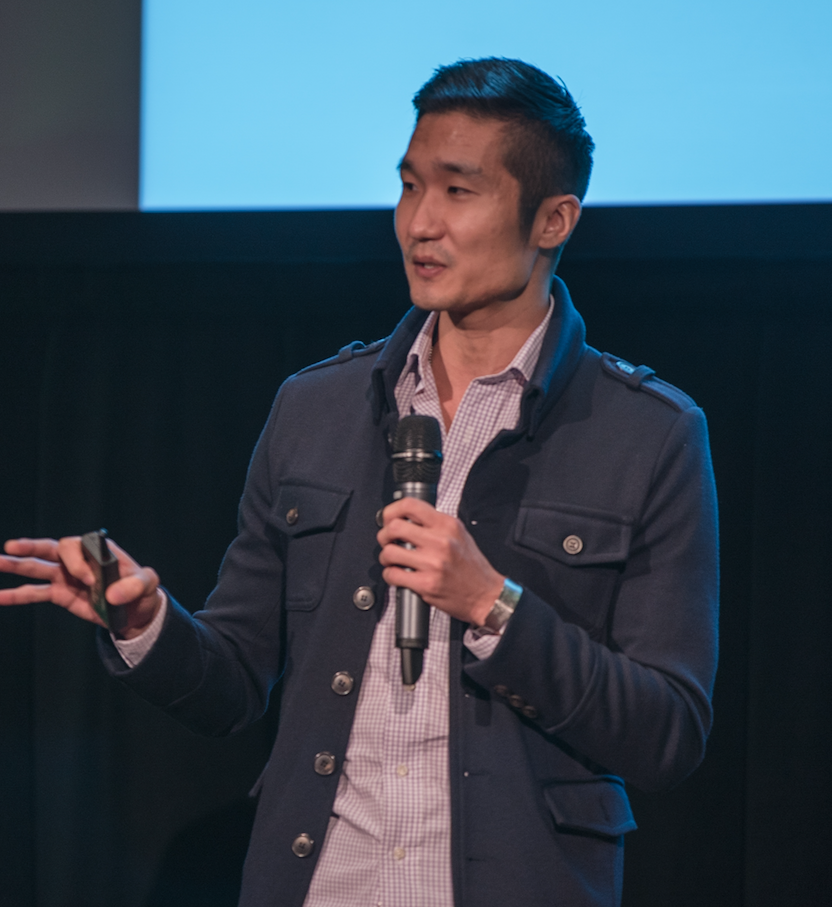 Robert Seo, cofounder and CEO of Slidejoy