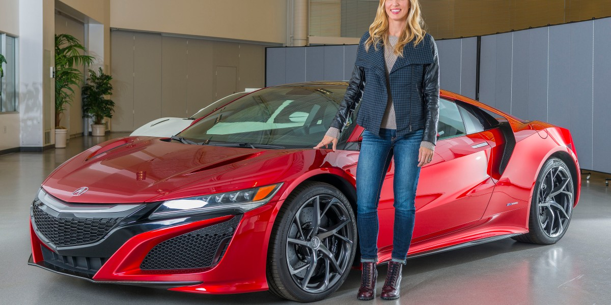 Meet The Women Behind The Cars of The New York Auto Show
