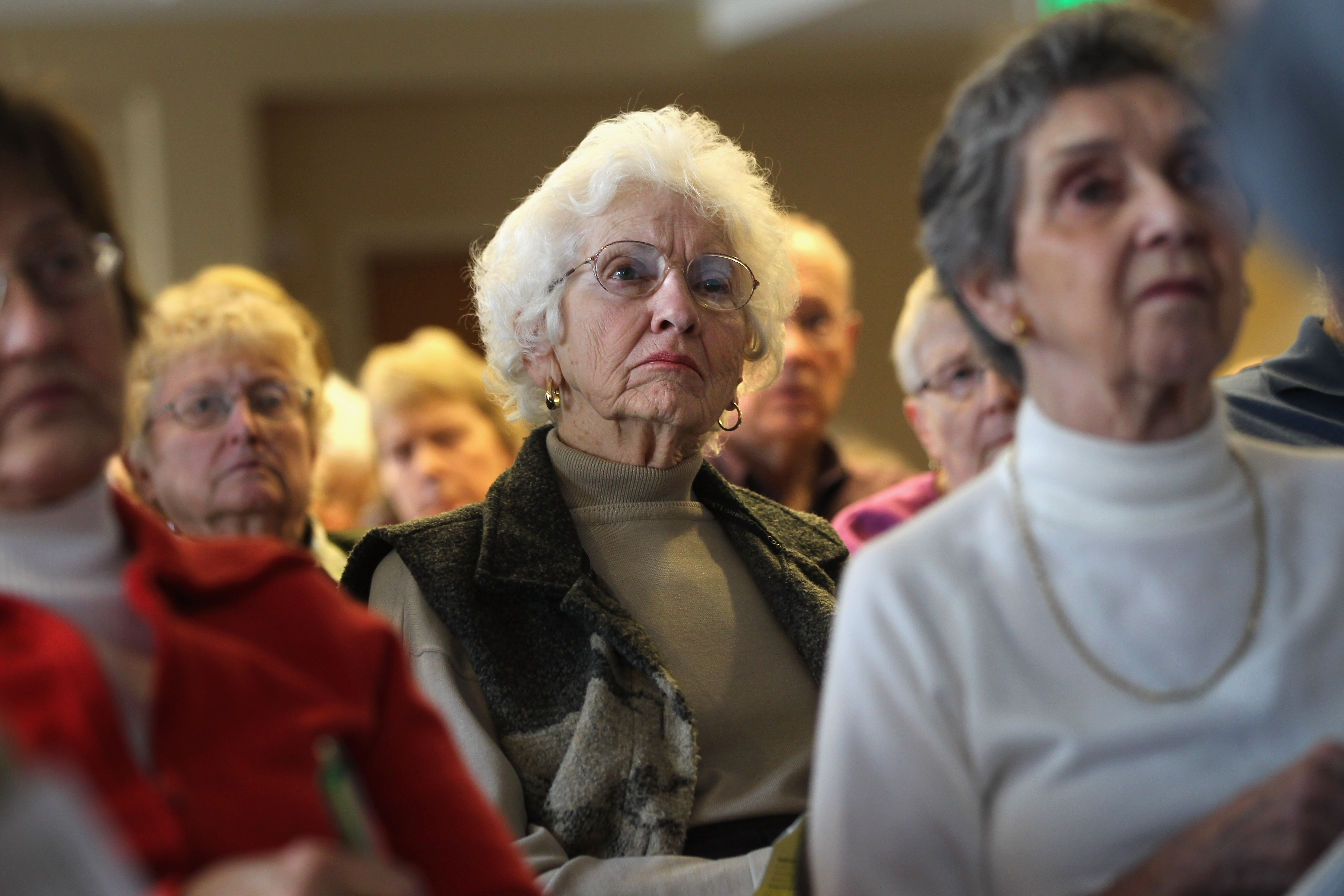 Seniors Are Educated On How Health Care Reform Will Affect Their Medicare