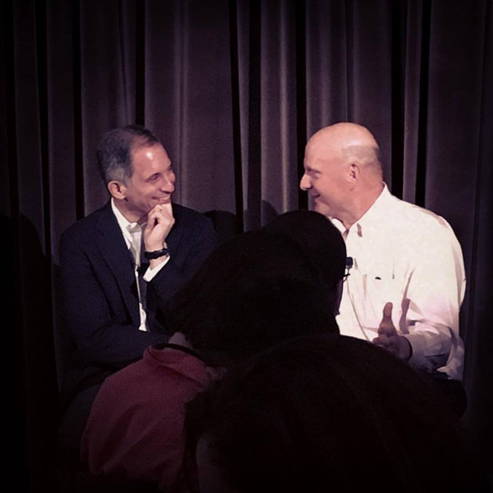 Fortune assistant managing editor Adam Lashinsky interviews  Steve Ballmer, Microsoft ex-CEO and Los Angeles Clippers owner.