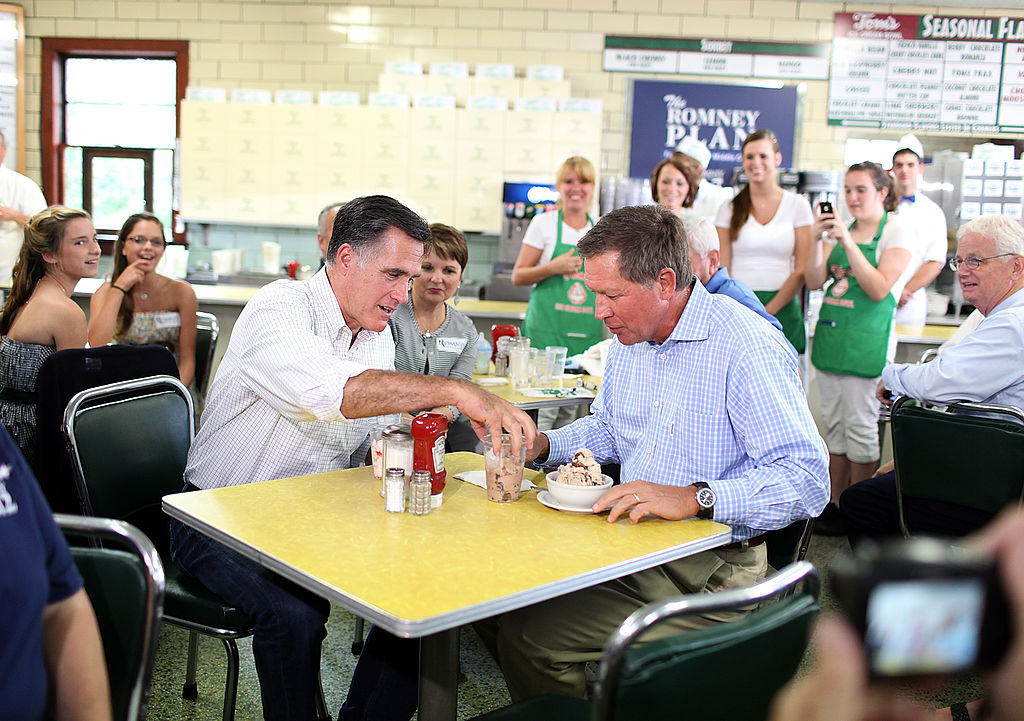 Romney and Kasich