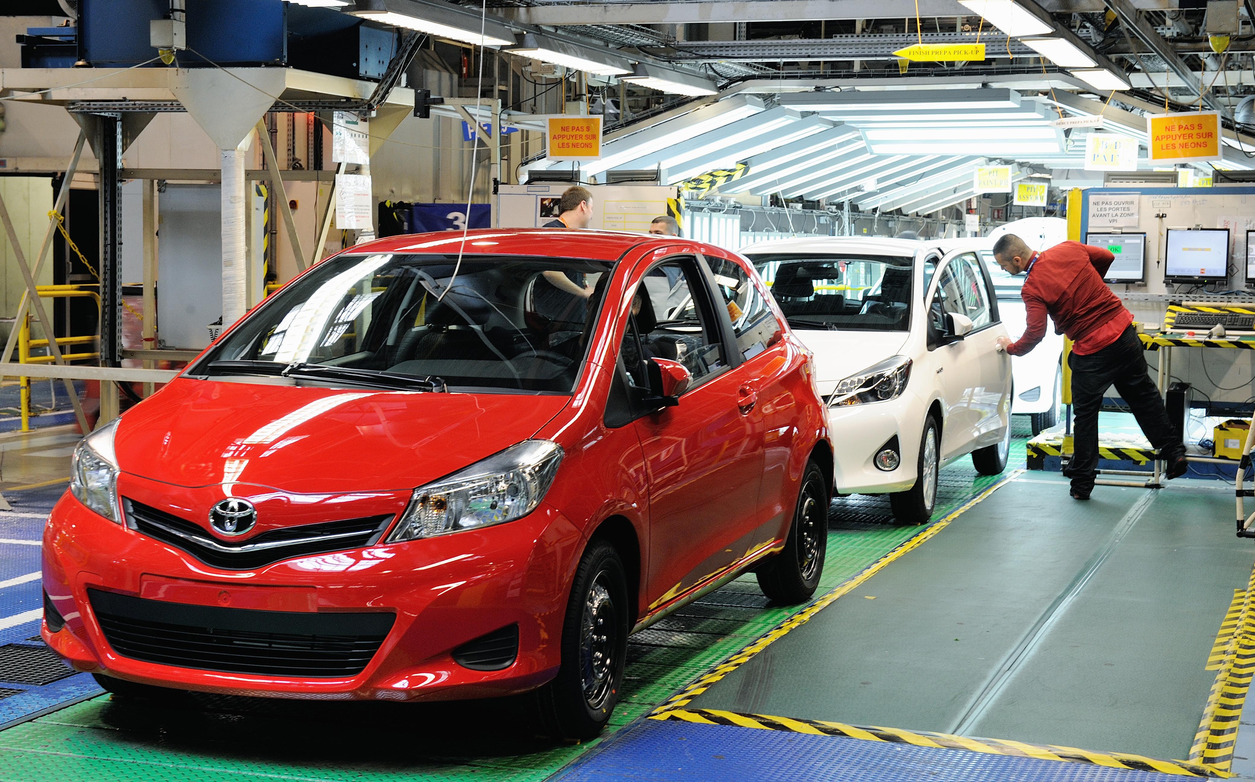 FRANCE-AUTOMOBILE-INDUSTRY-ECONOMY-TOYOTA