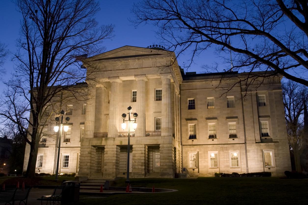 North Carolina's Capitol Building