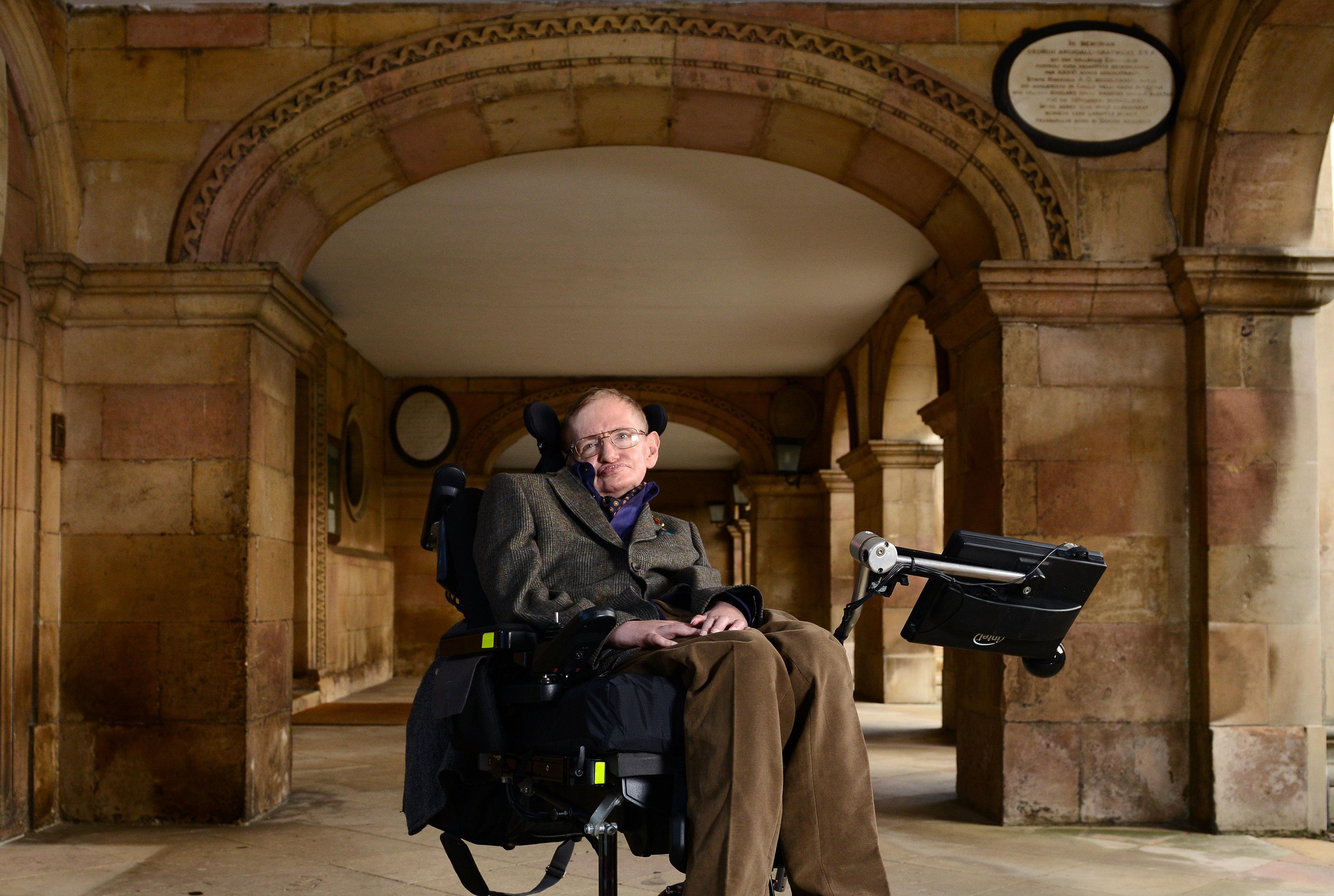 "Cambridge Film Festival: ""Hawking"" - Opening Night Premiere"