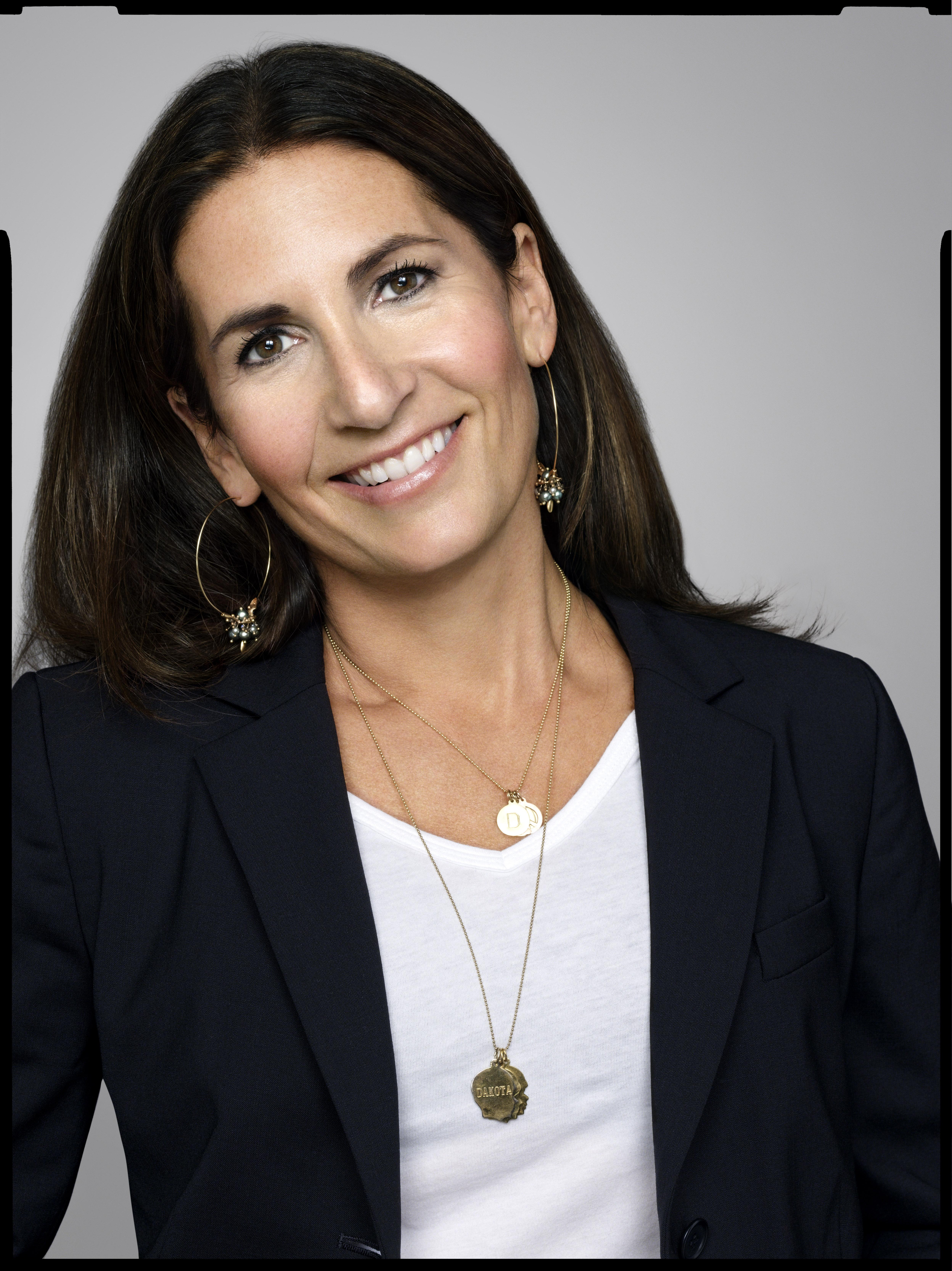 Bobbi Brown, founder and chief creative officer of Bobbi Brown Cosmetics