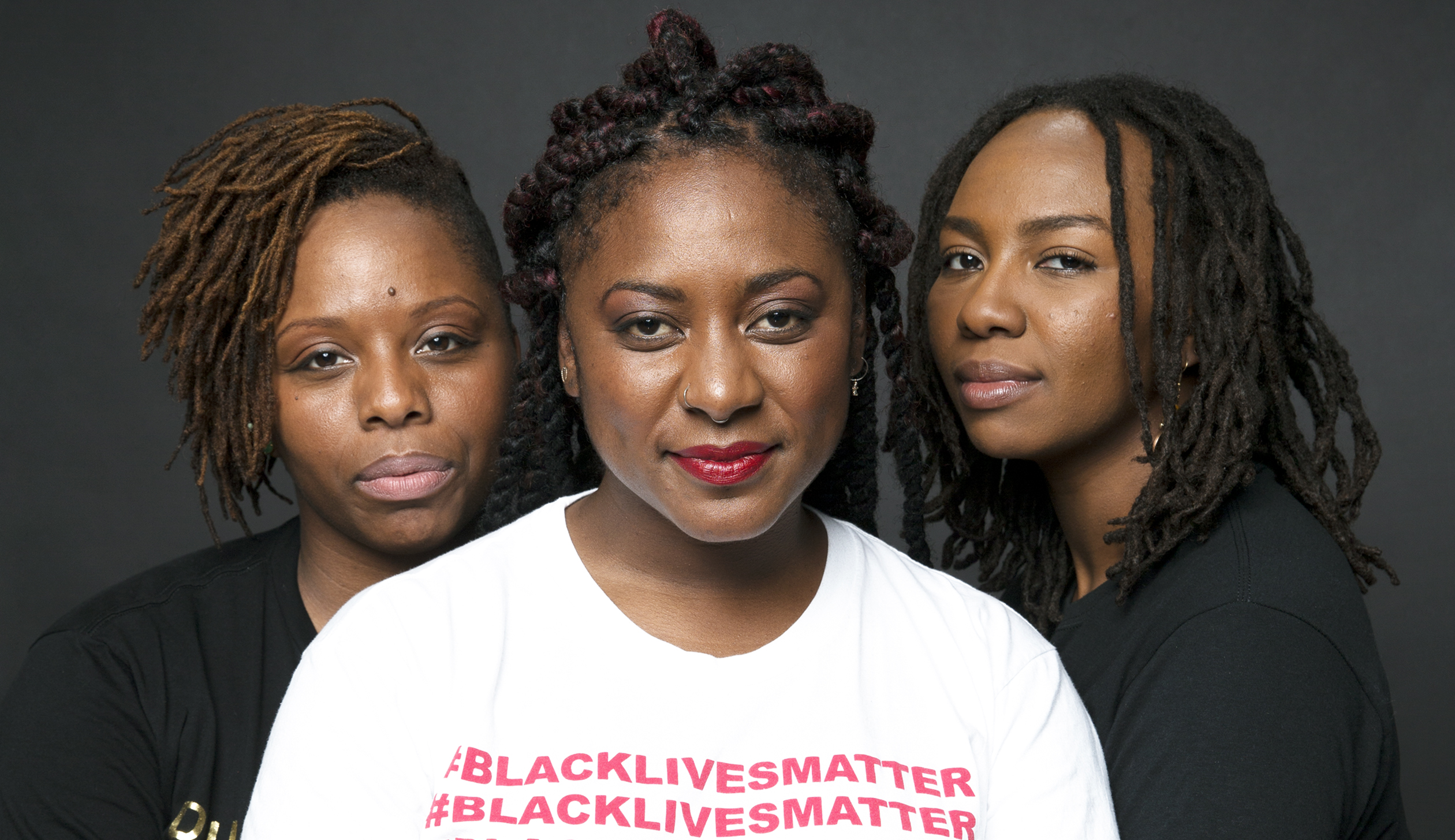 No. 27: Alicia Garza, Patrisse Cullors, and Opal Tometi, Co-Founders of Black Lives Matter