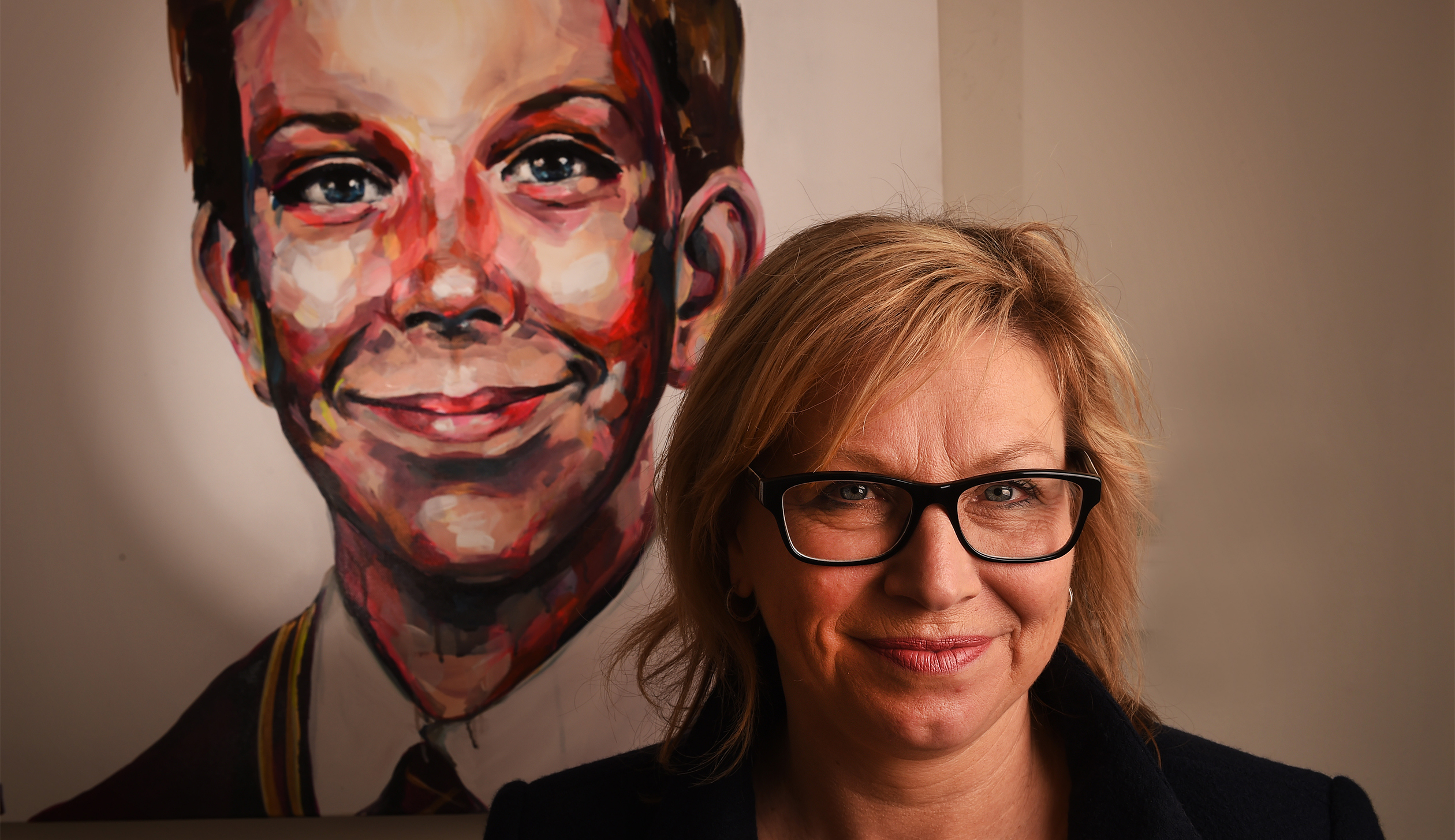 Rosie Batty Launches 'Never Alone' Campaign