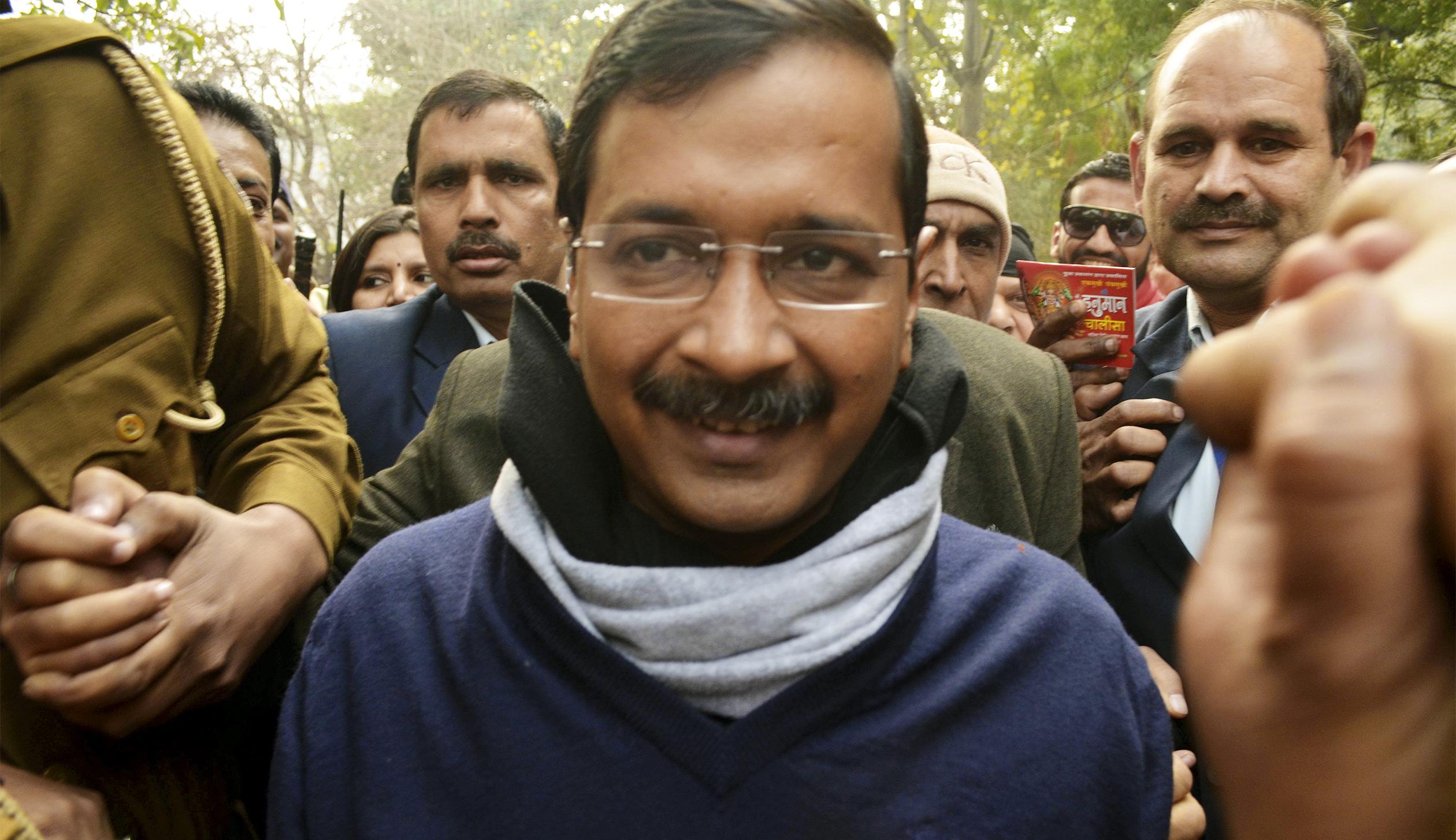 INDIA-NEW DELHI-ELECTION