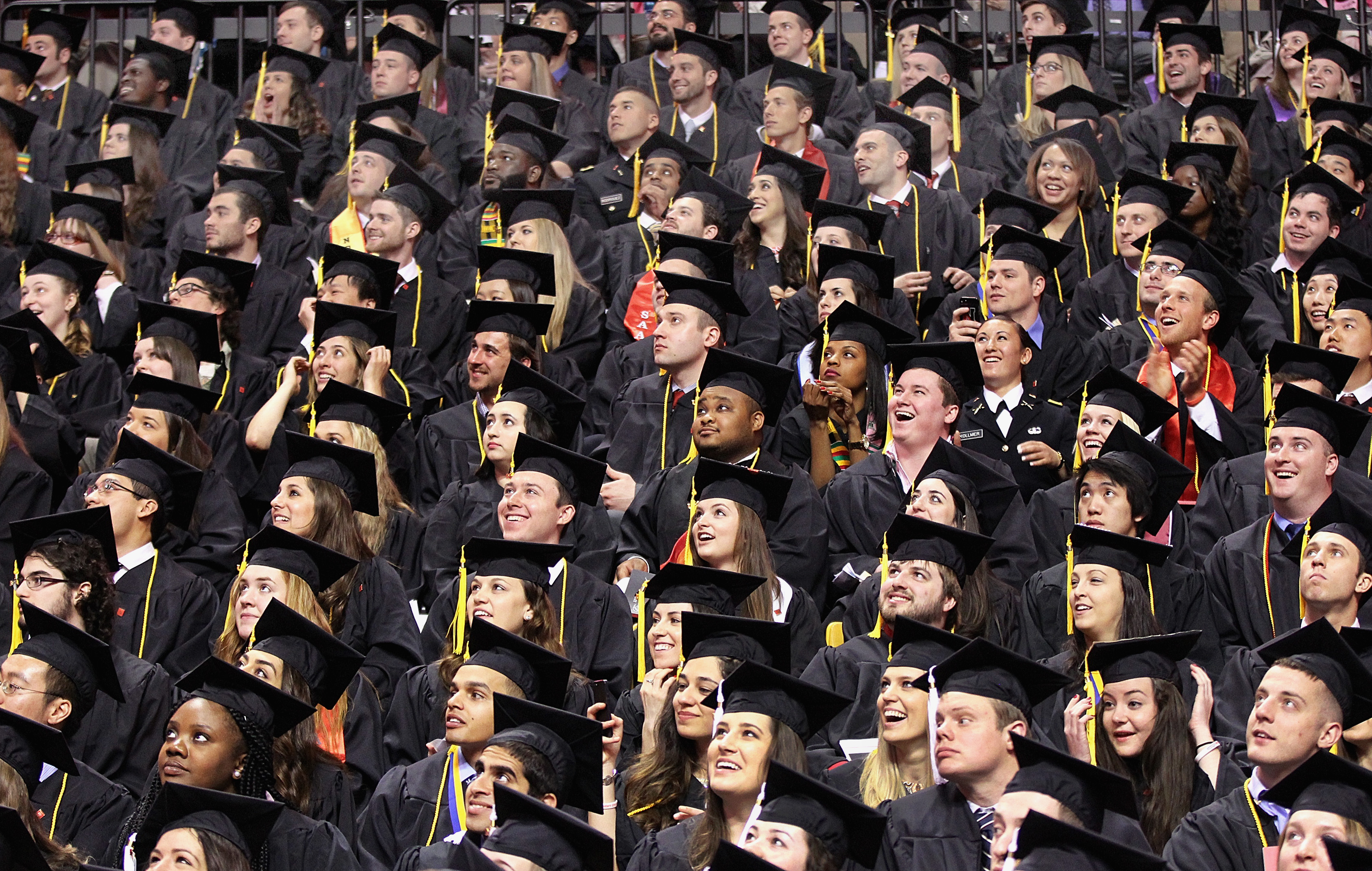 Northeastern Commencement 2014
