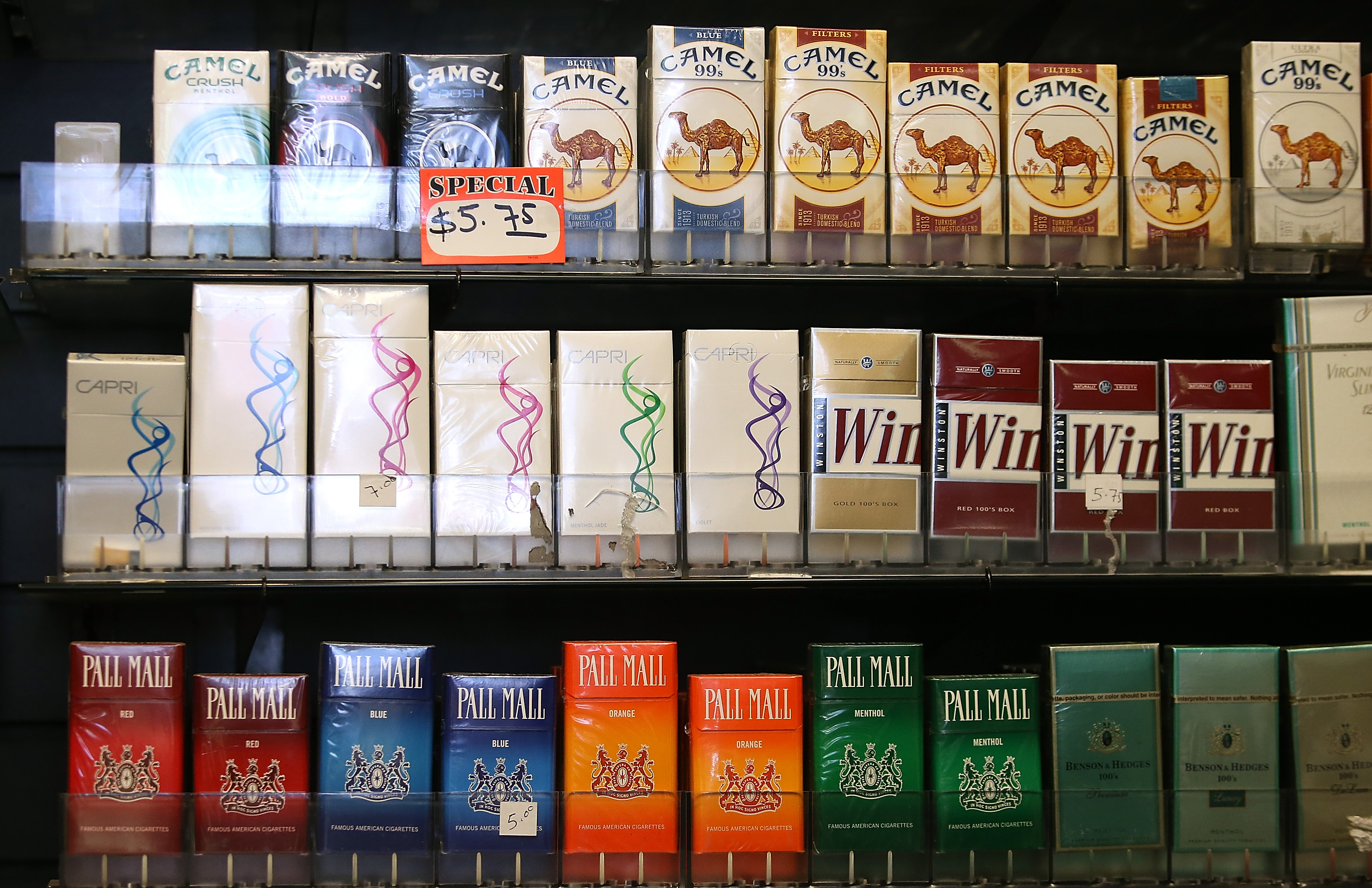 Tobacco Giant Reynolds American In Talks To Purchase Lorillard, Maker Of Newport Cigarettes