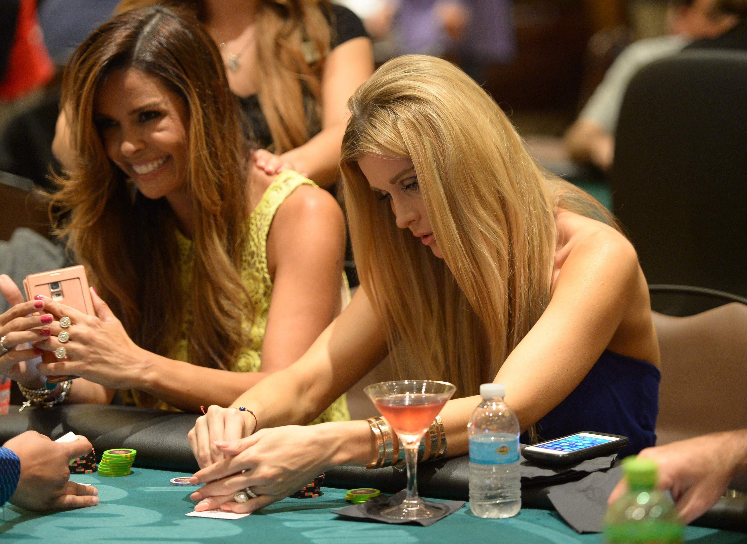 Seminole Hard Rock Hotel & Casino Hollywood Charity Series Of Poker Supported By PokerStars To Benefit Habitat For Humanity