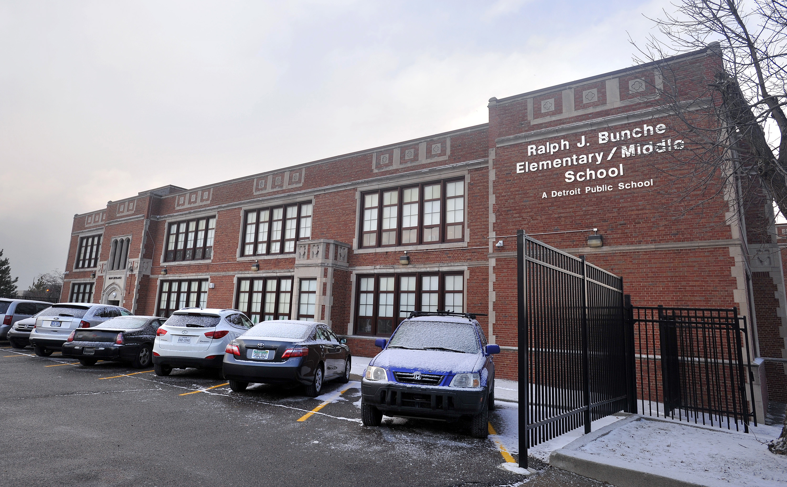 Detroit Schools Fight for Market Share With Kids as Commodities