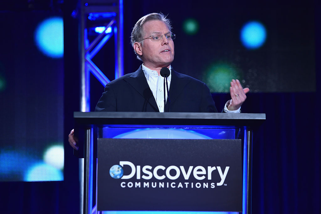 Discovery Communications TCA Winter 2015
