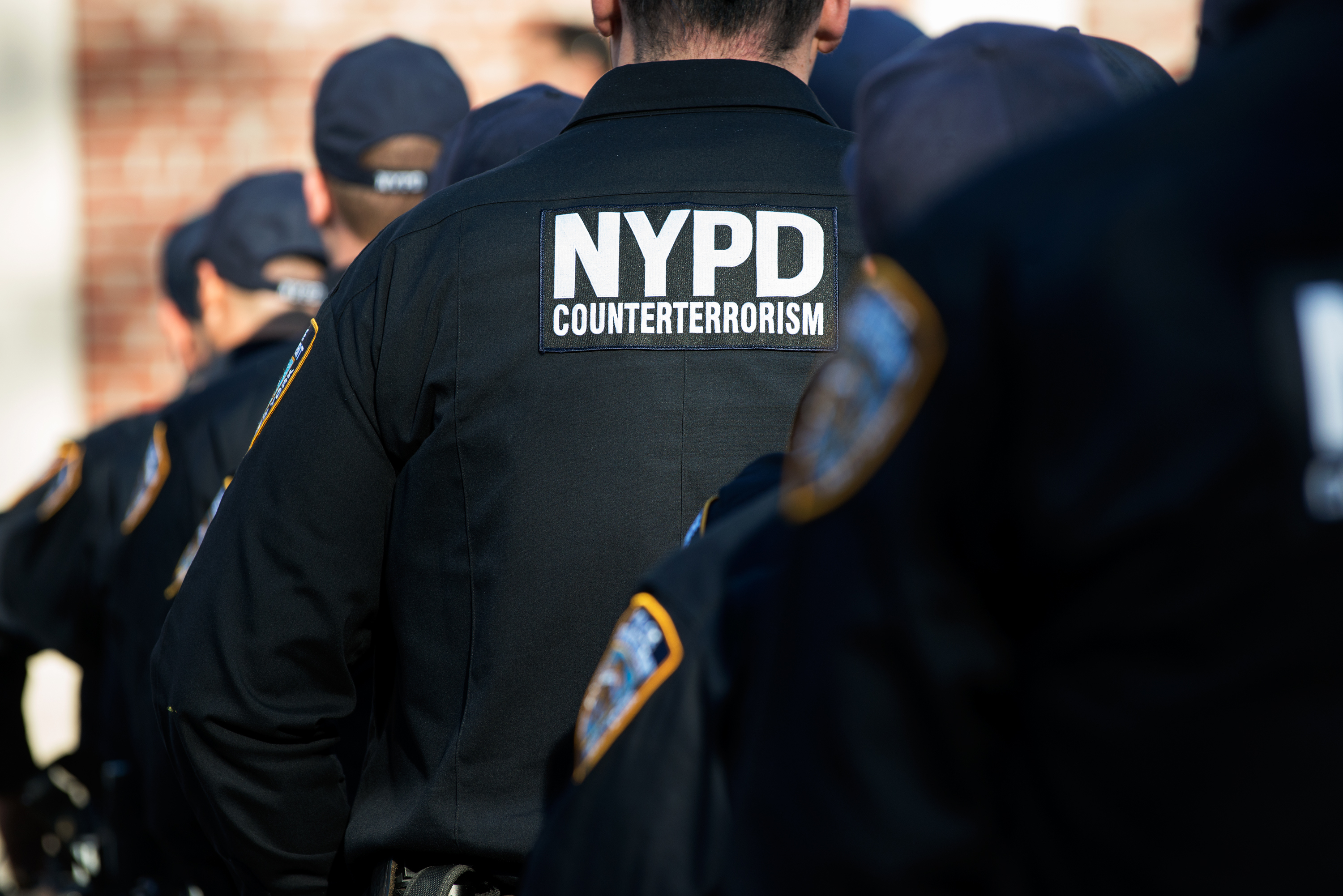 NYC Announces New NYPD Critical Response Command Of Counter-Terrorism Bureau