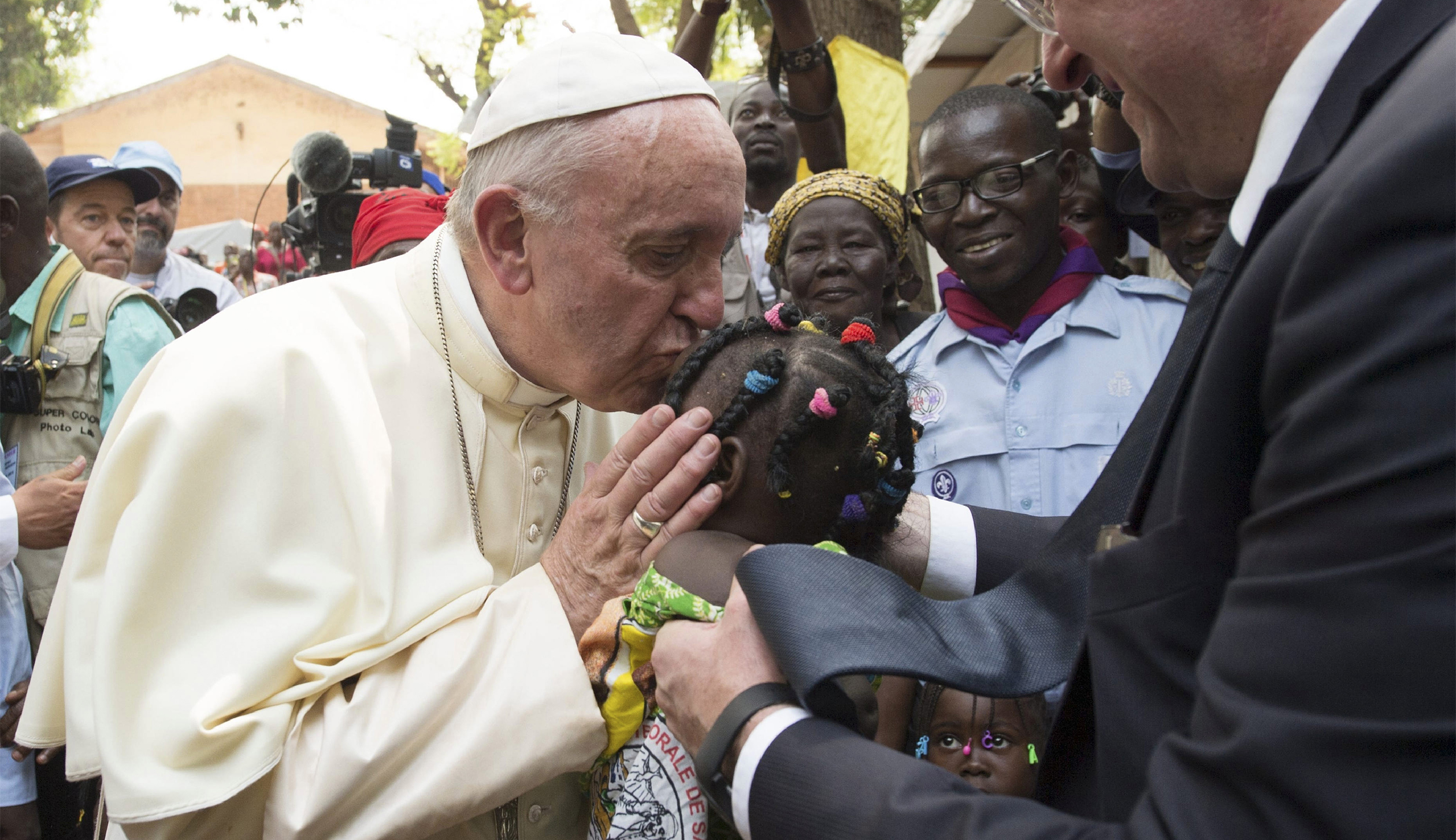 Africa Pope Central African Republic