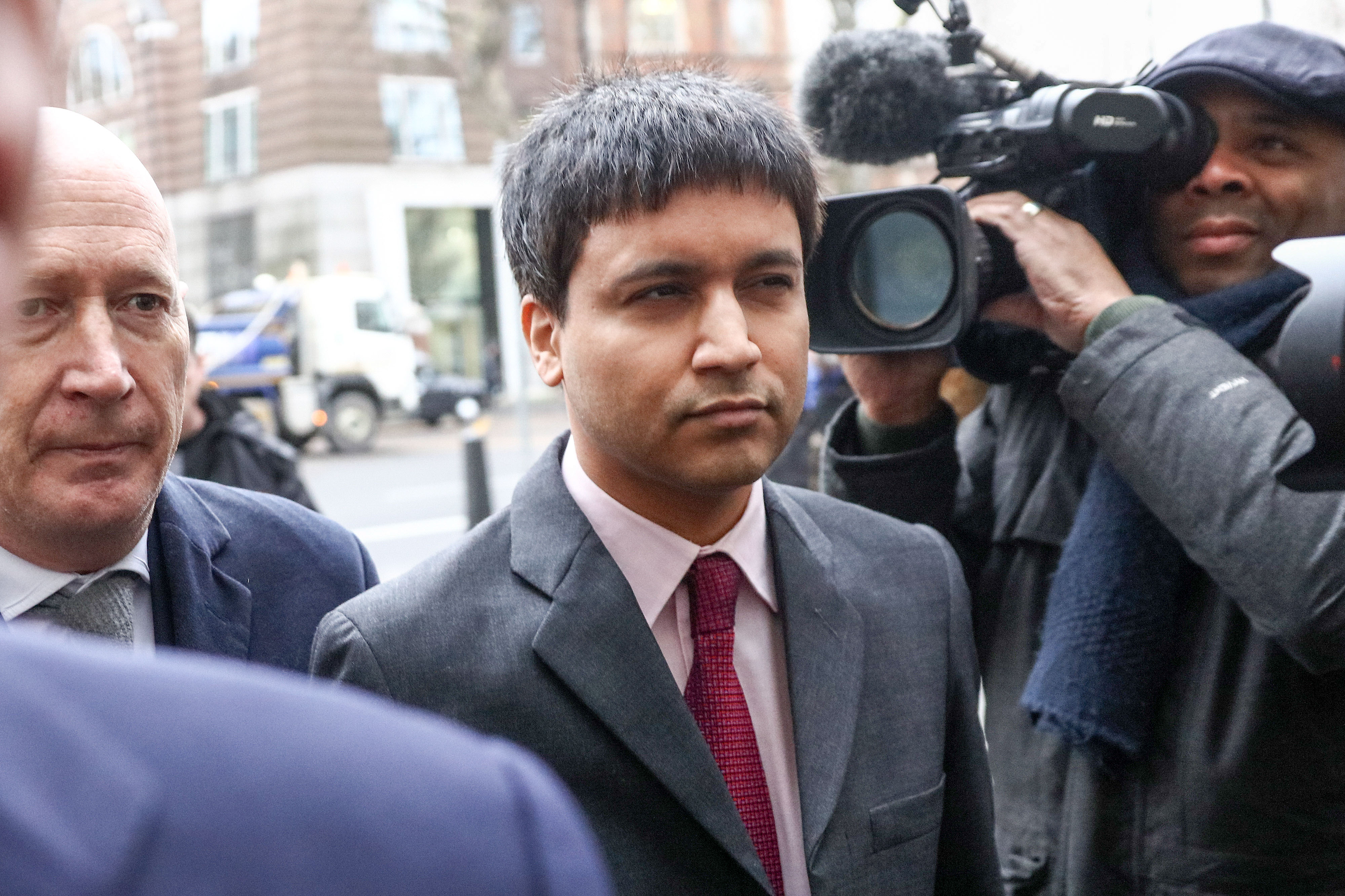 Flash-Crash Trader Navinder Singh Sarao Attends An Extradition Hearing At Westminster Magistrates Court