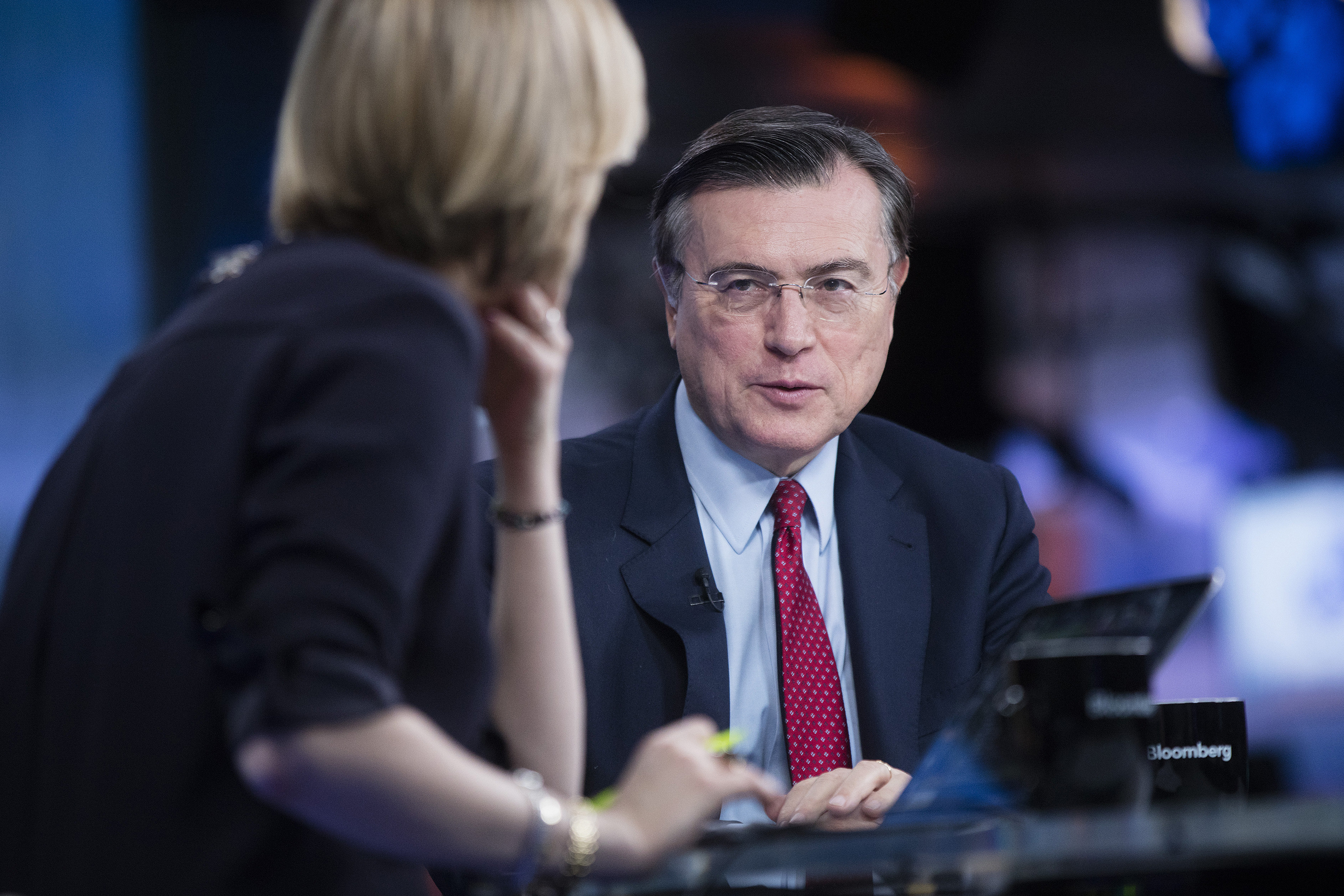 International Monetary Fund Director Jose Vinals Interview