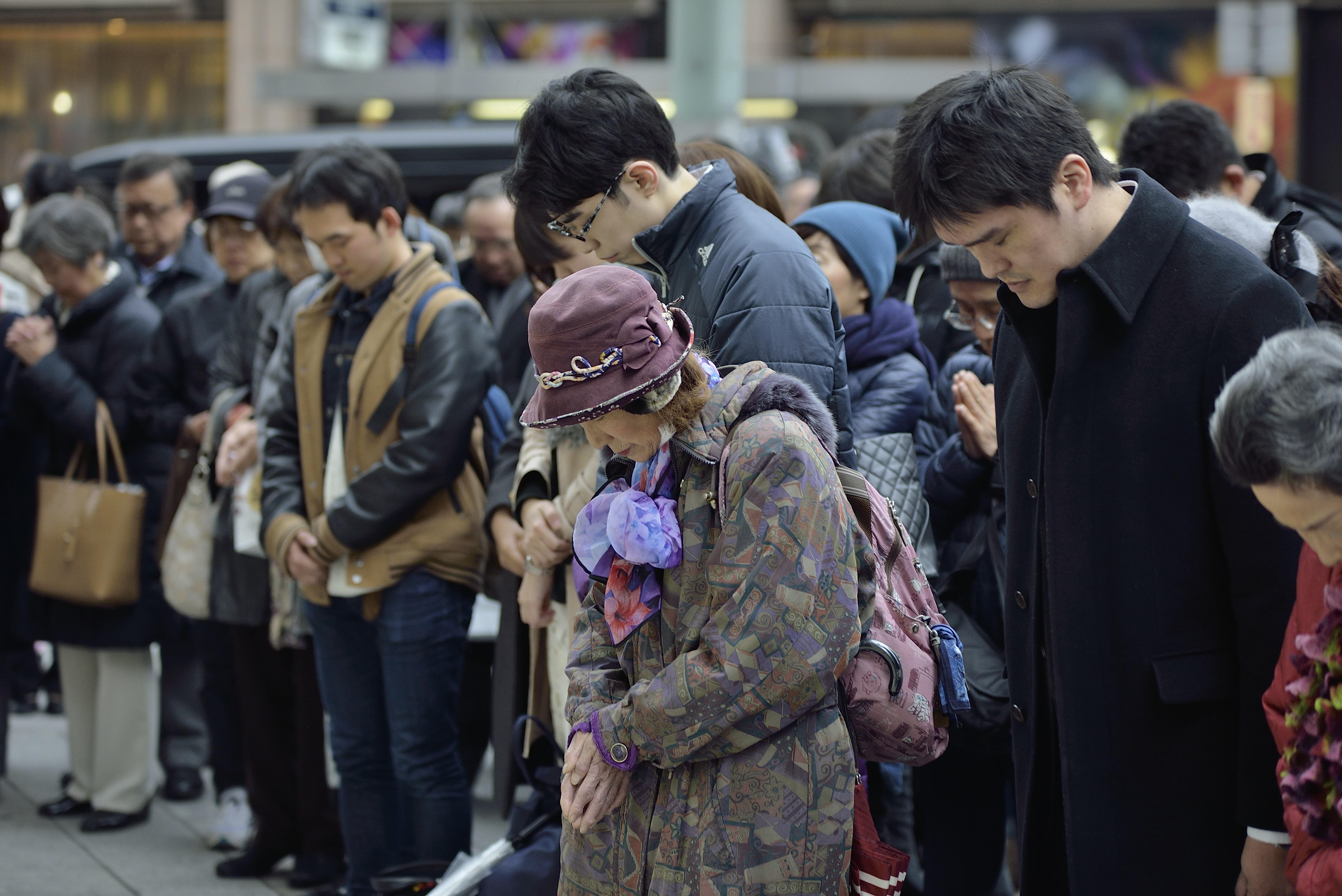Japan commemorates the 5th anniversary of Great Tohoku Earthquake