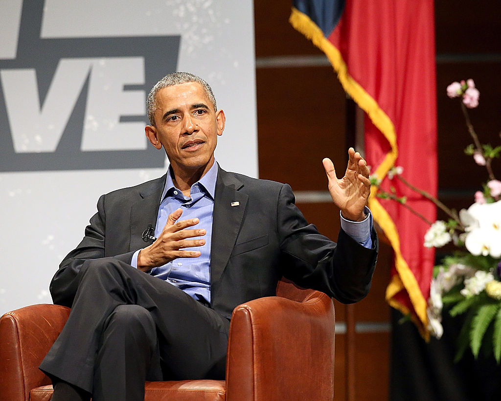 President Obama at South by Southwest Interactive Festival
