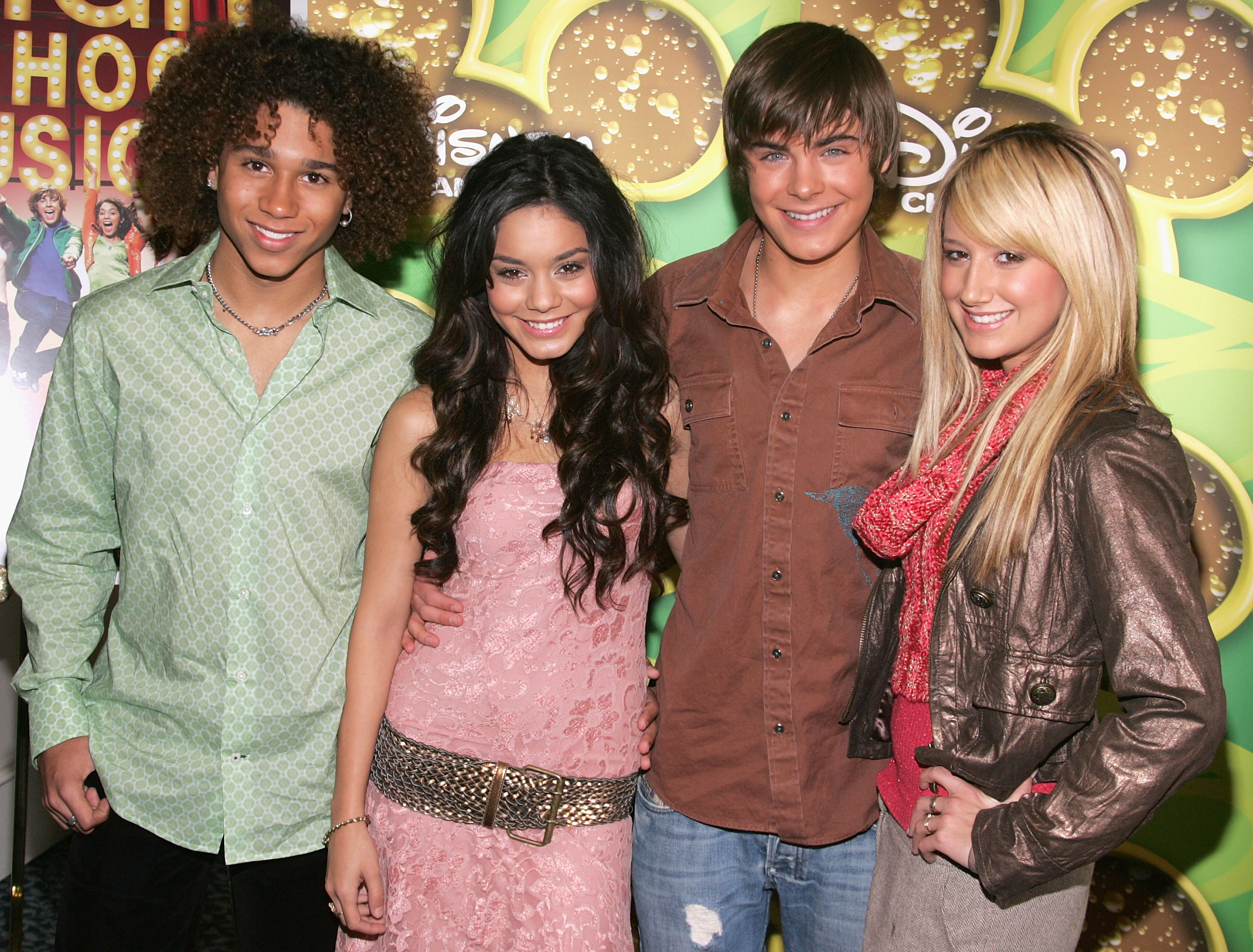 """Breakfast With The Cast And Director Of """"High School Musical?"""