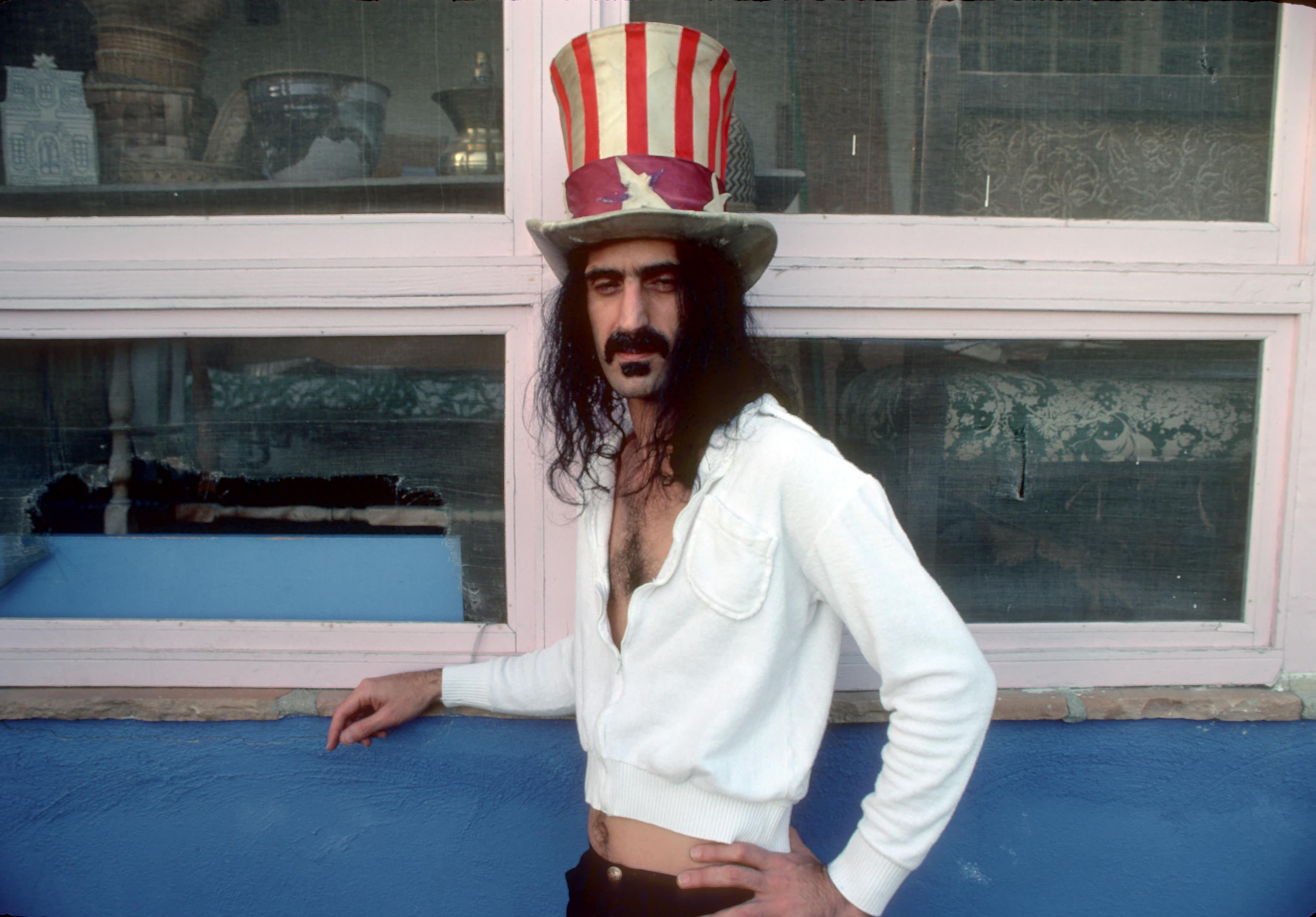 Photo of Frank Zappa