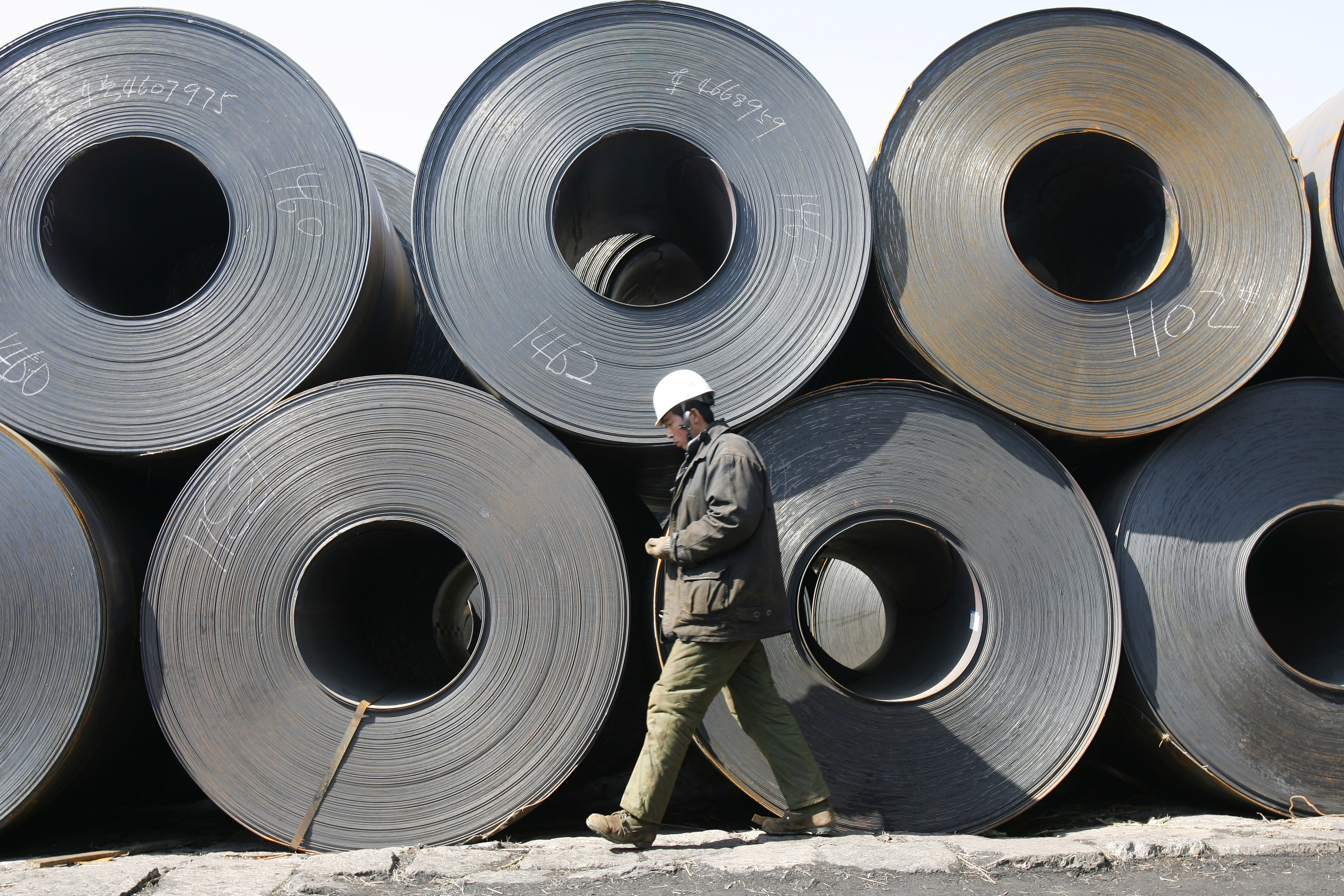 China's Industries See Signs Of Recovery