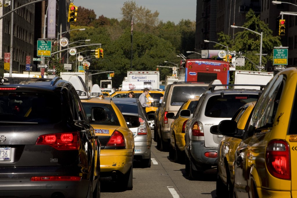 MIT Says Carpool Apps Could Significantly Reduce Vehicles on