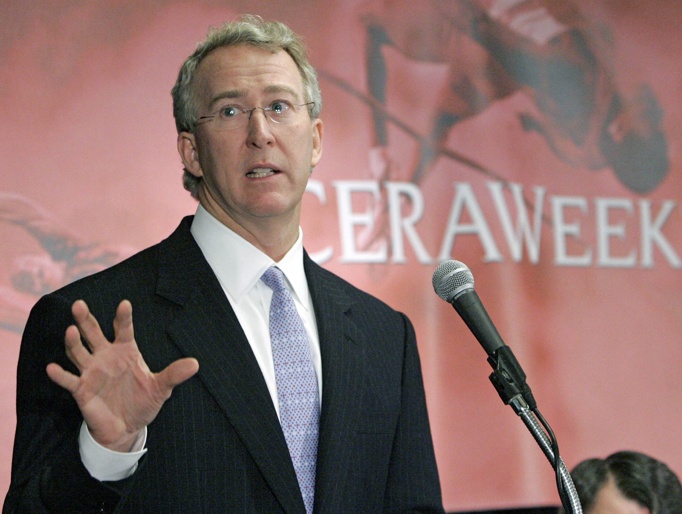 Aubrey K. McClendon, chairman and CEO of Chesapeake Energy C