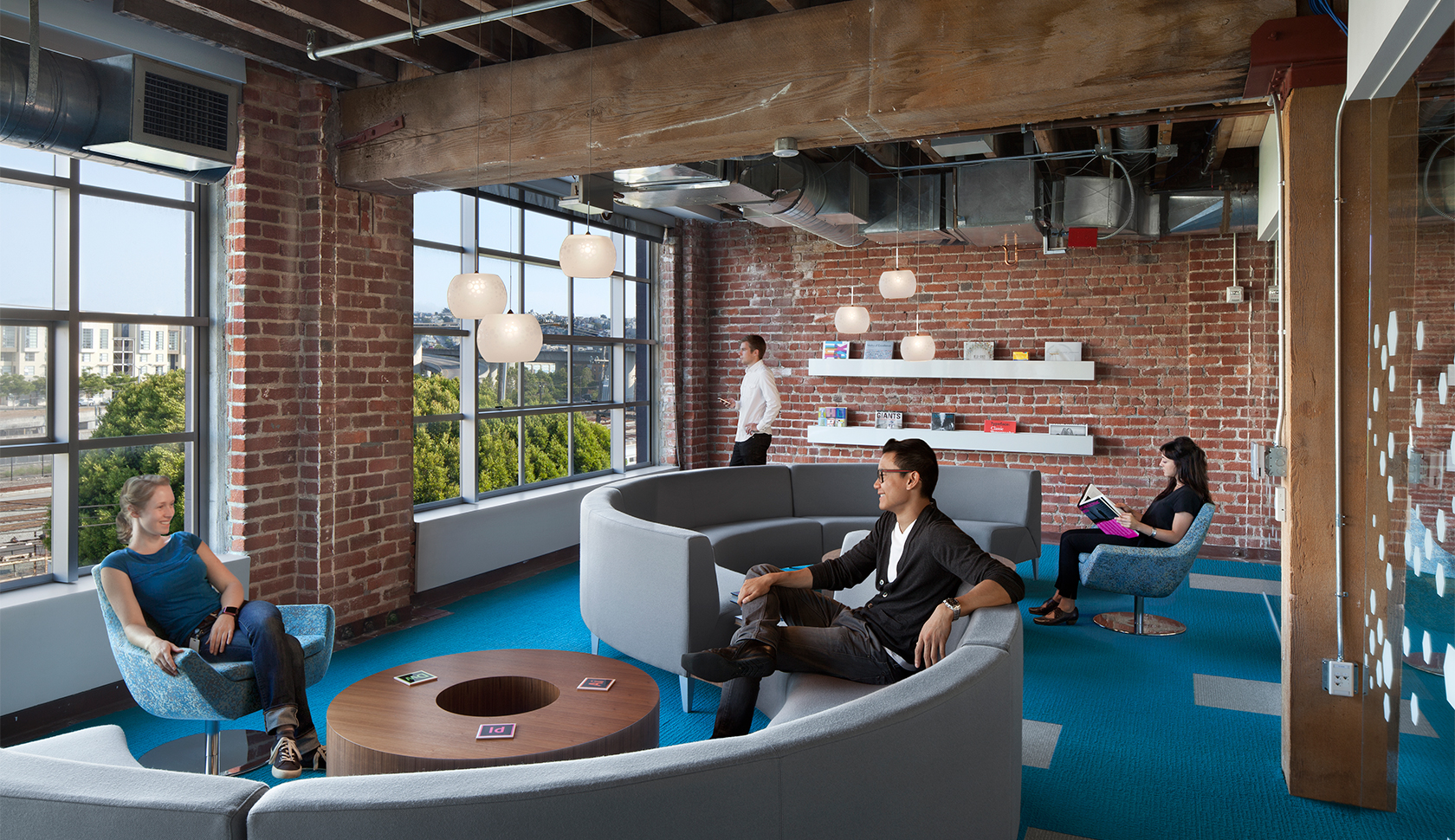 Adobe coolest offices 2016