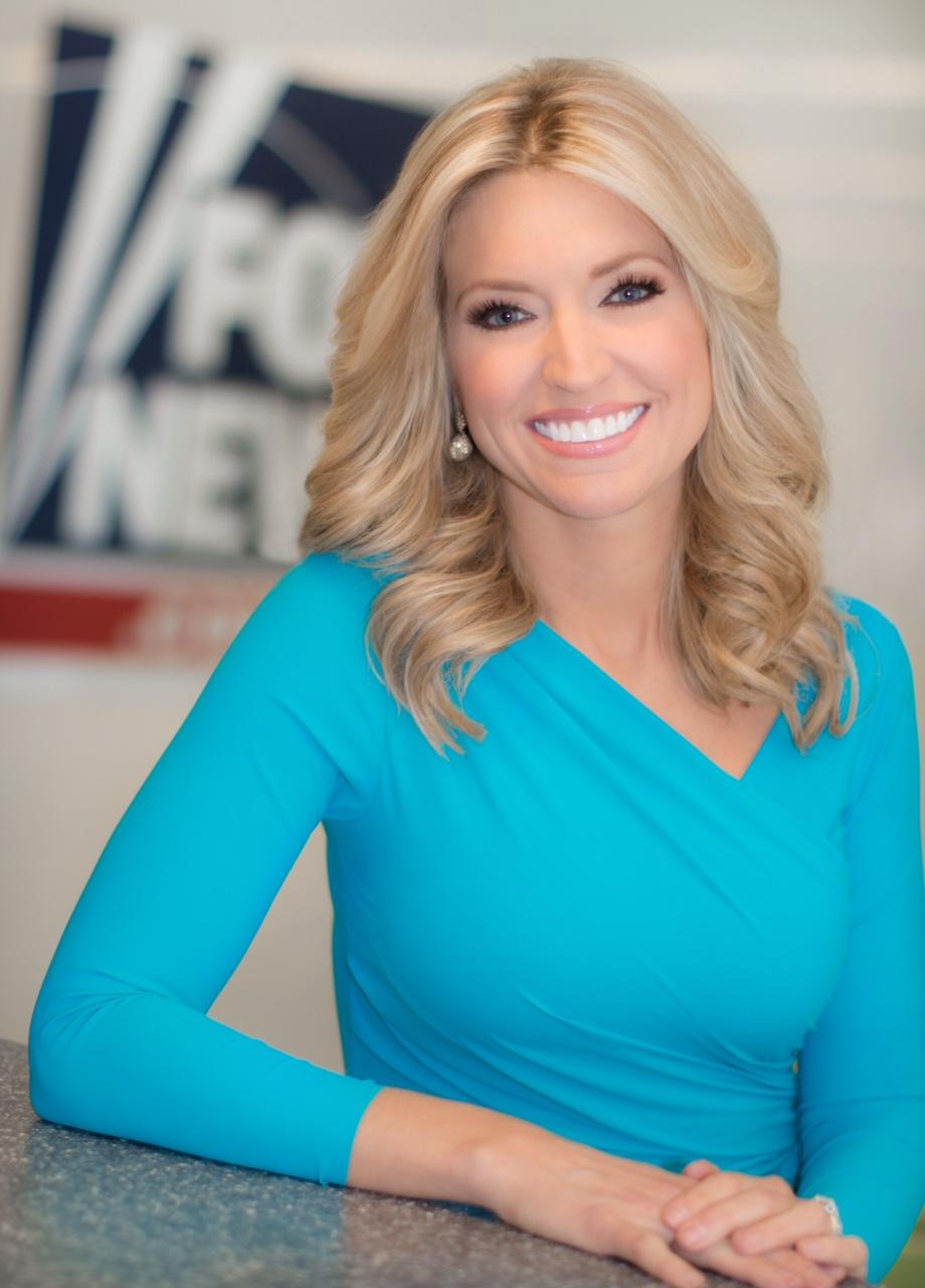 Ainsley Earhardt, co-host of Fox News Channel's Fox & Friends