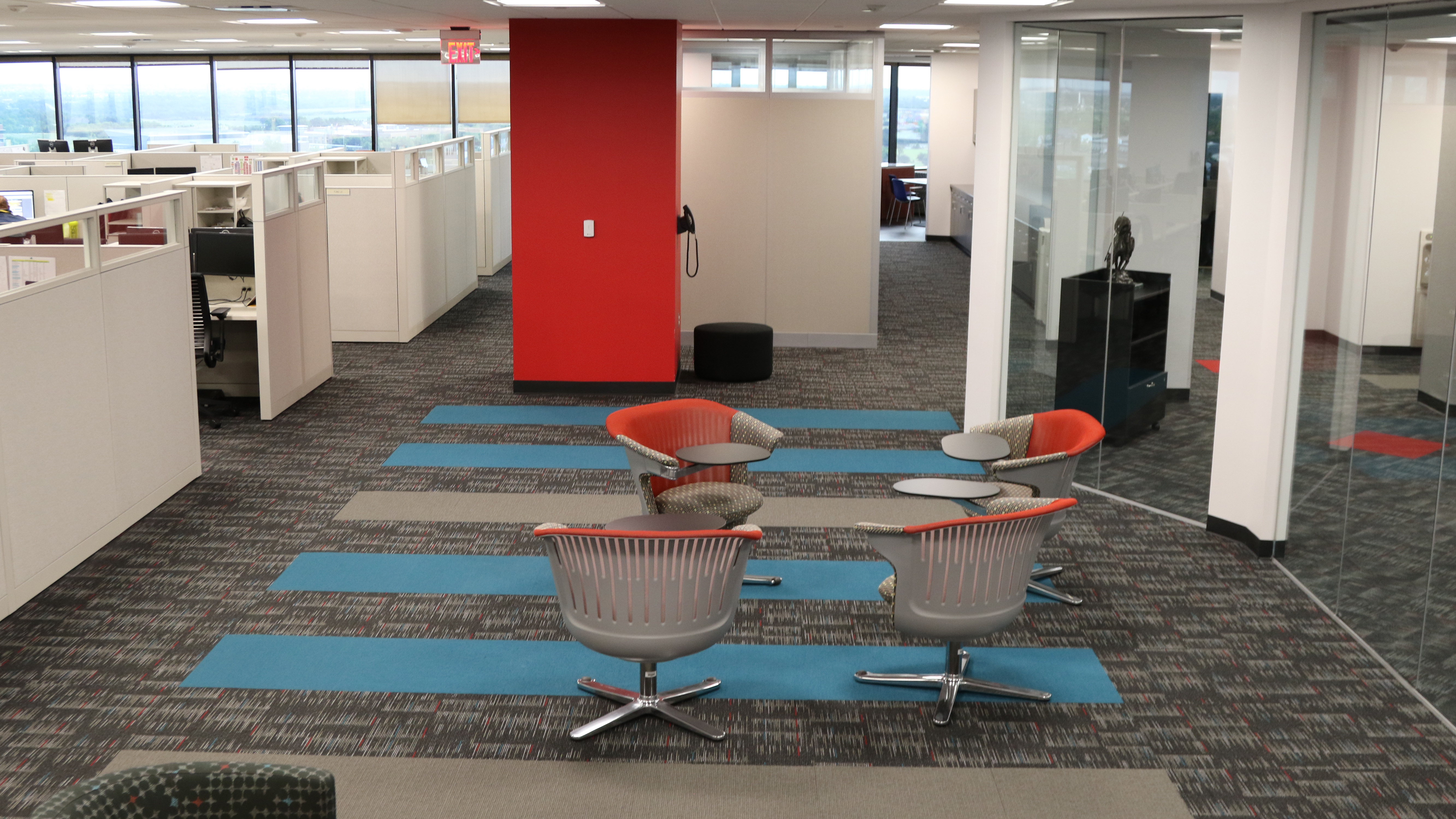 American Fidelity coolest offices 2016