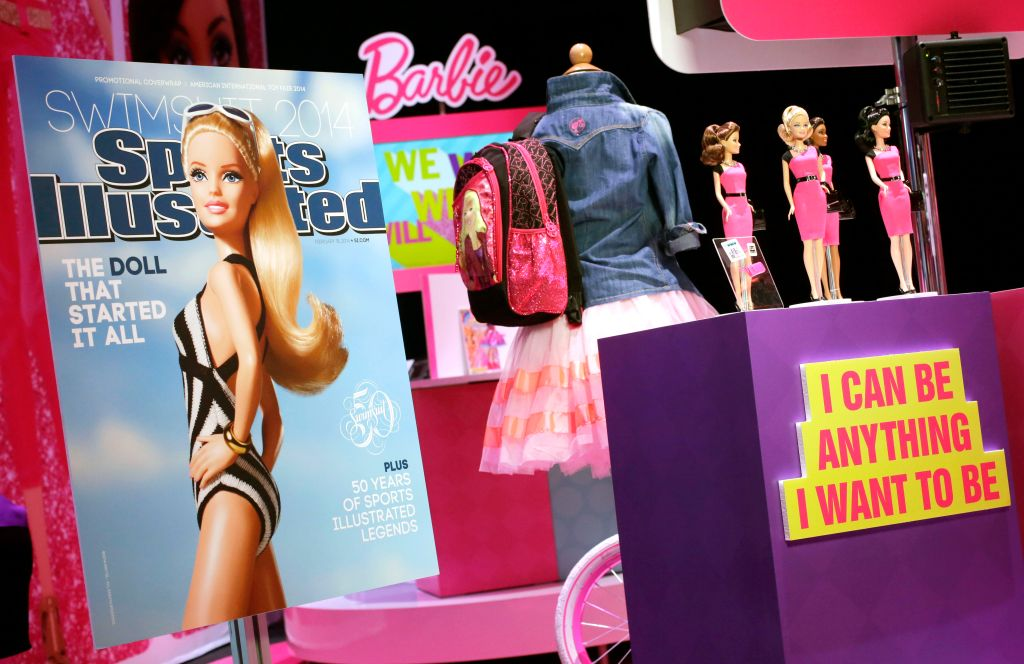 Sports Illustrated Barbie