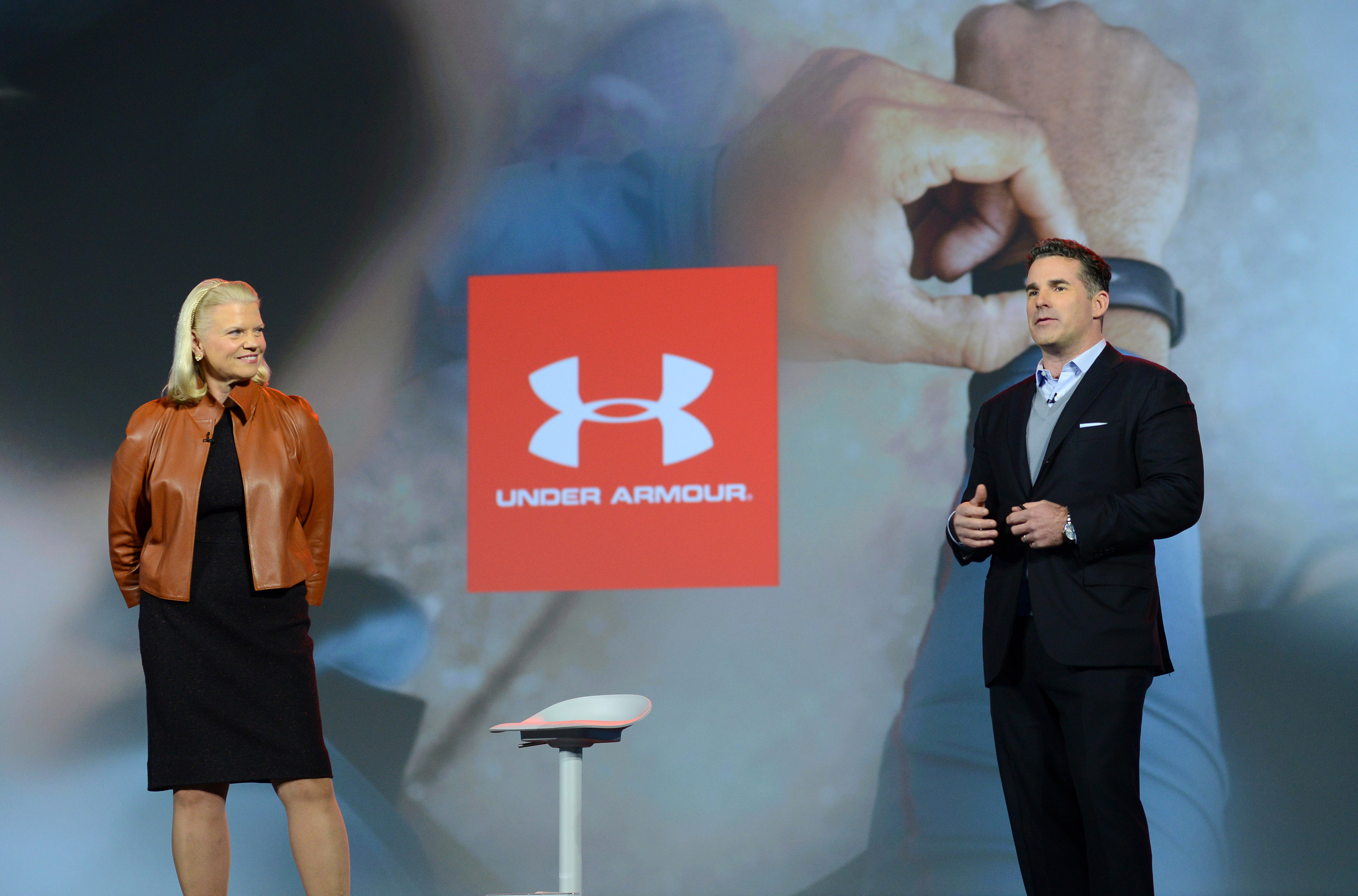 UNDER ARMOUR AND IBM TO TRANSFORM PERSONAL HEALTH AND FITNESS, POWERED BY IBM WATSON