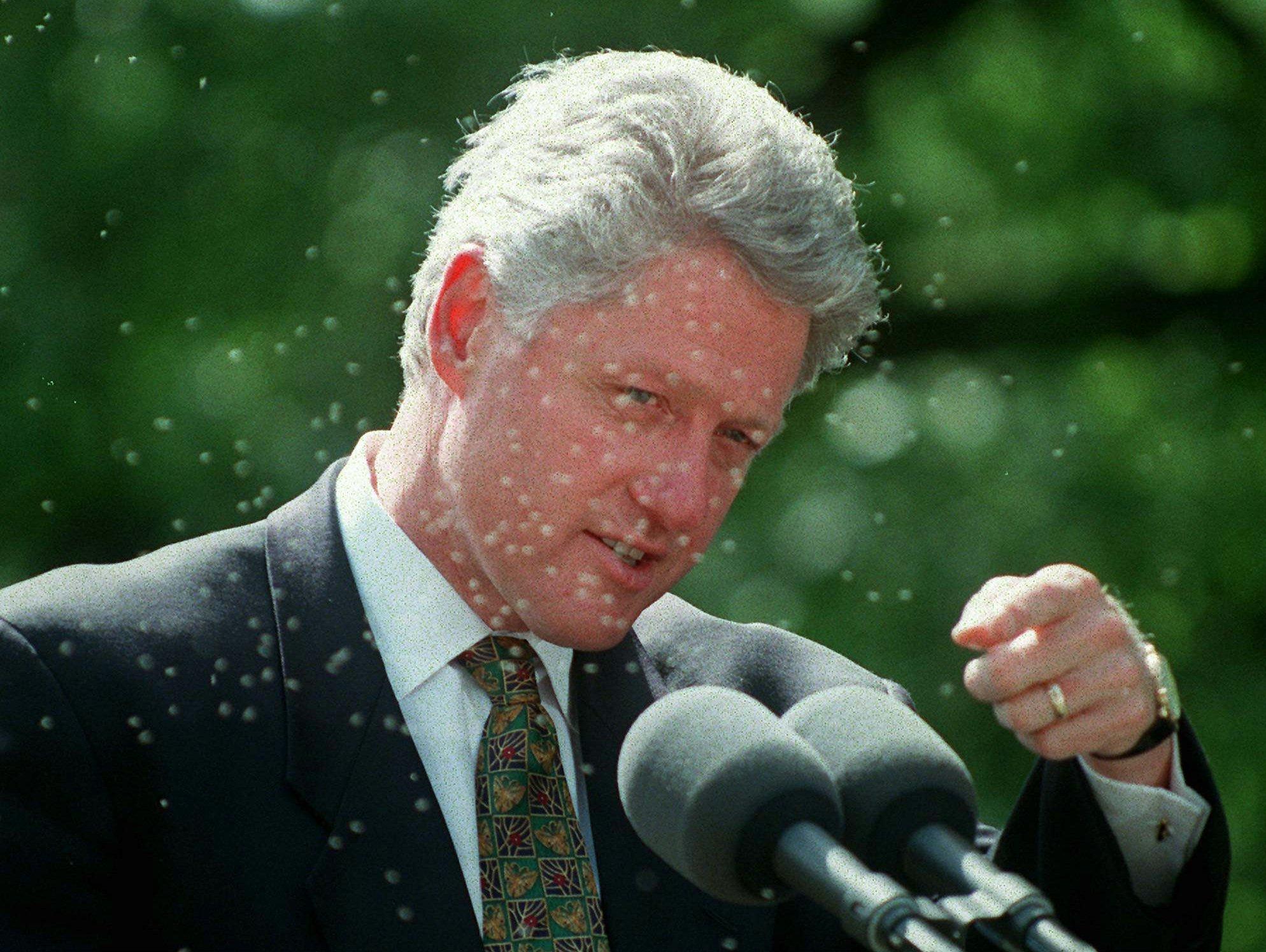 Bill Clinton G7 Summit 1996