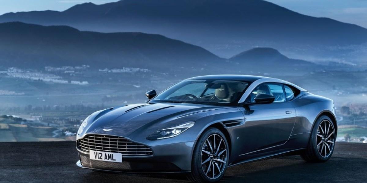 James Bond Gets A New Aston Martin Db11 Fortune