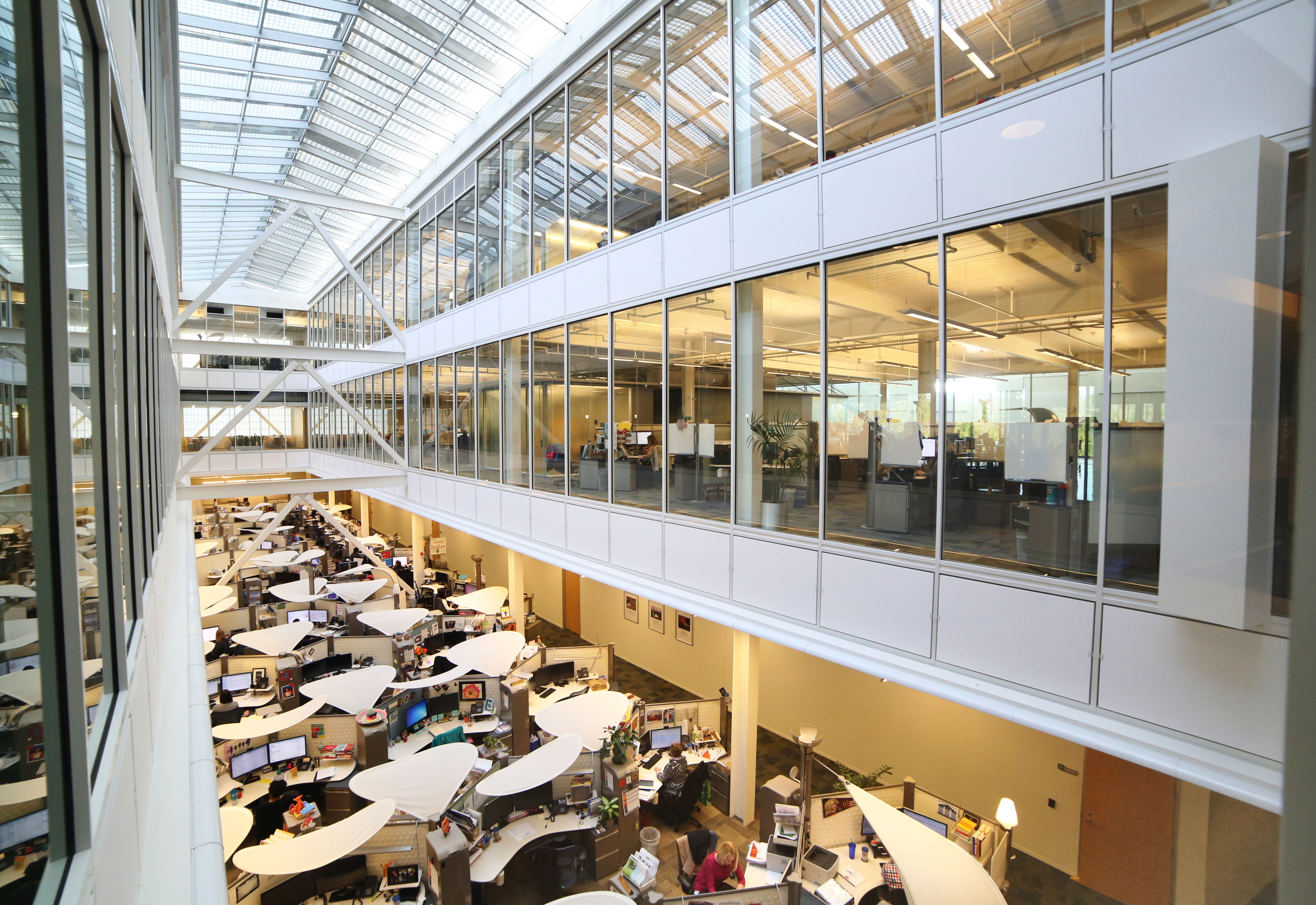 Navy Federal Credit Union coolest offices 2016