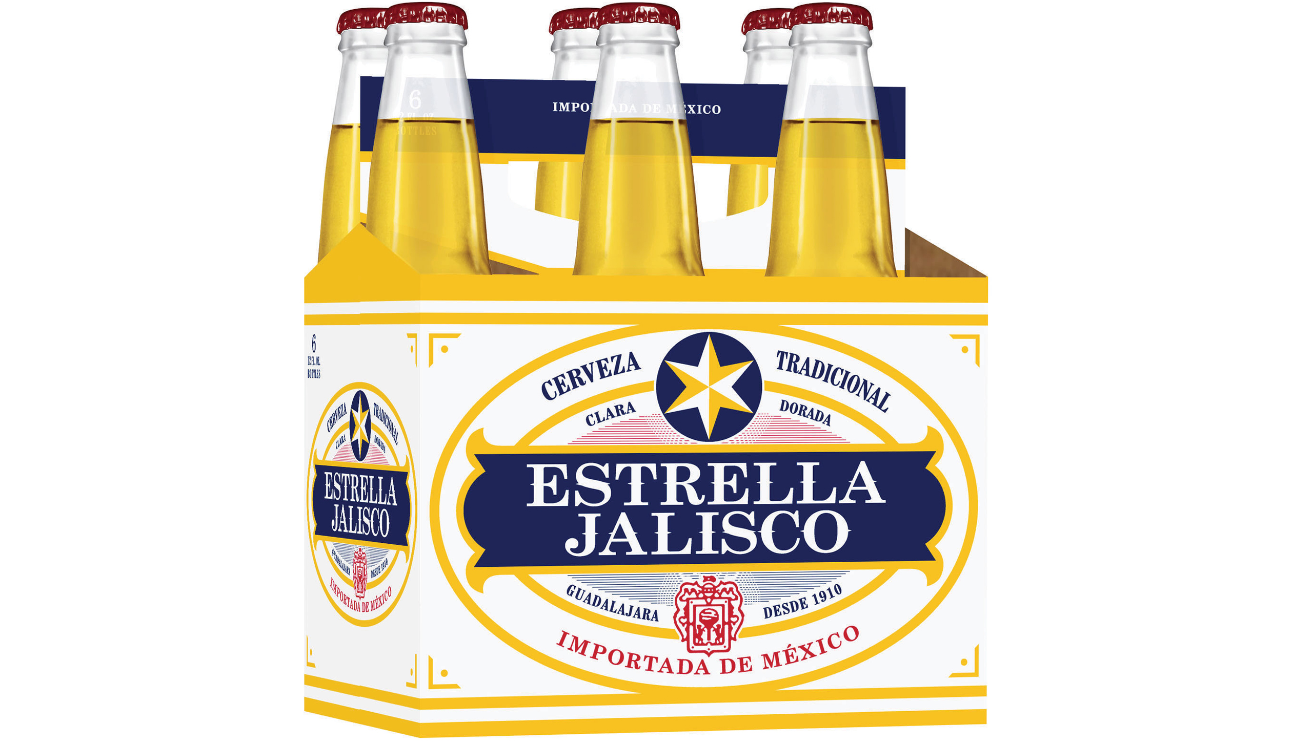 Mexico's Estrella Jalisco beer is debuting in 10 states this month.