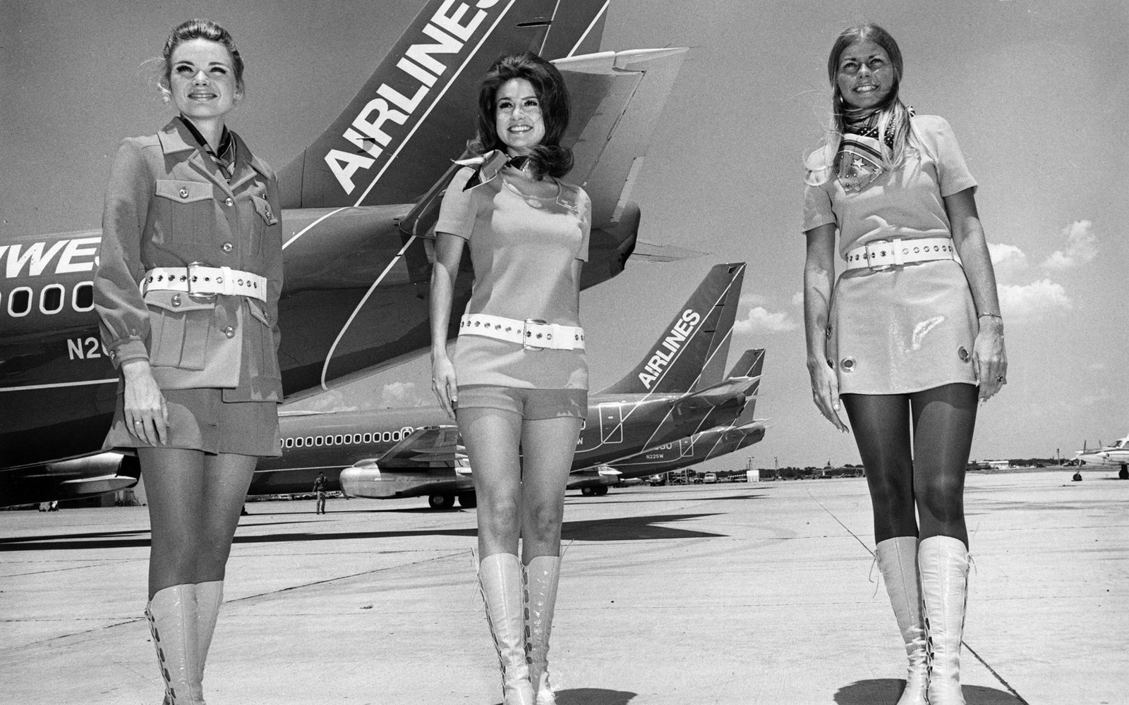 Texan Stewardesses