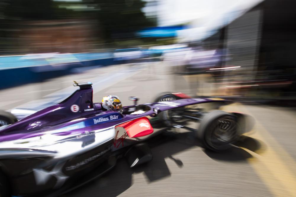2015 Formula E Buenos Aires e-Prix, ArgentinaFriday 5 February 2016.Jean-Eric Vergne (FRA), DS Virgin Racing DSV-01 Photo: Sam Bloxham/FIA Formula E/LATref: Digital Image _G7C9351