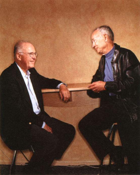 Fortune Nov. 11, 2002: Intel's Gordon Moore and Andy Grove