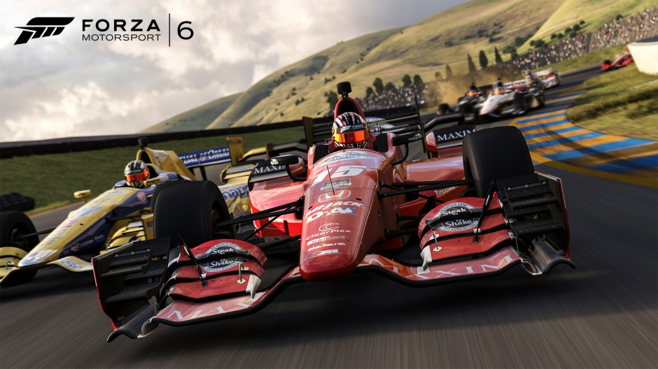 Turn 10 Studios features FIA Formula E electric race cars in one of its eSports competitions.