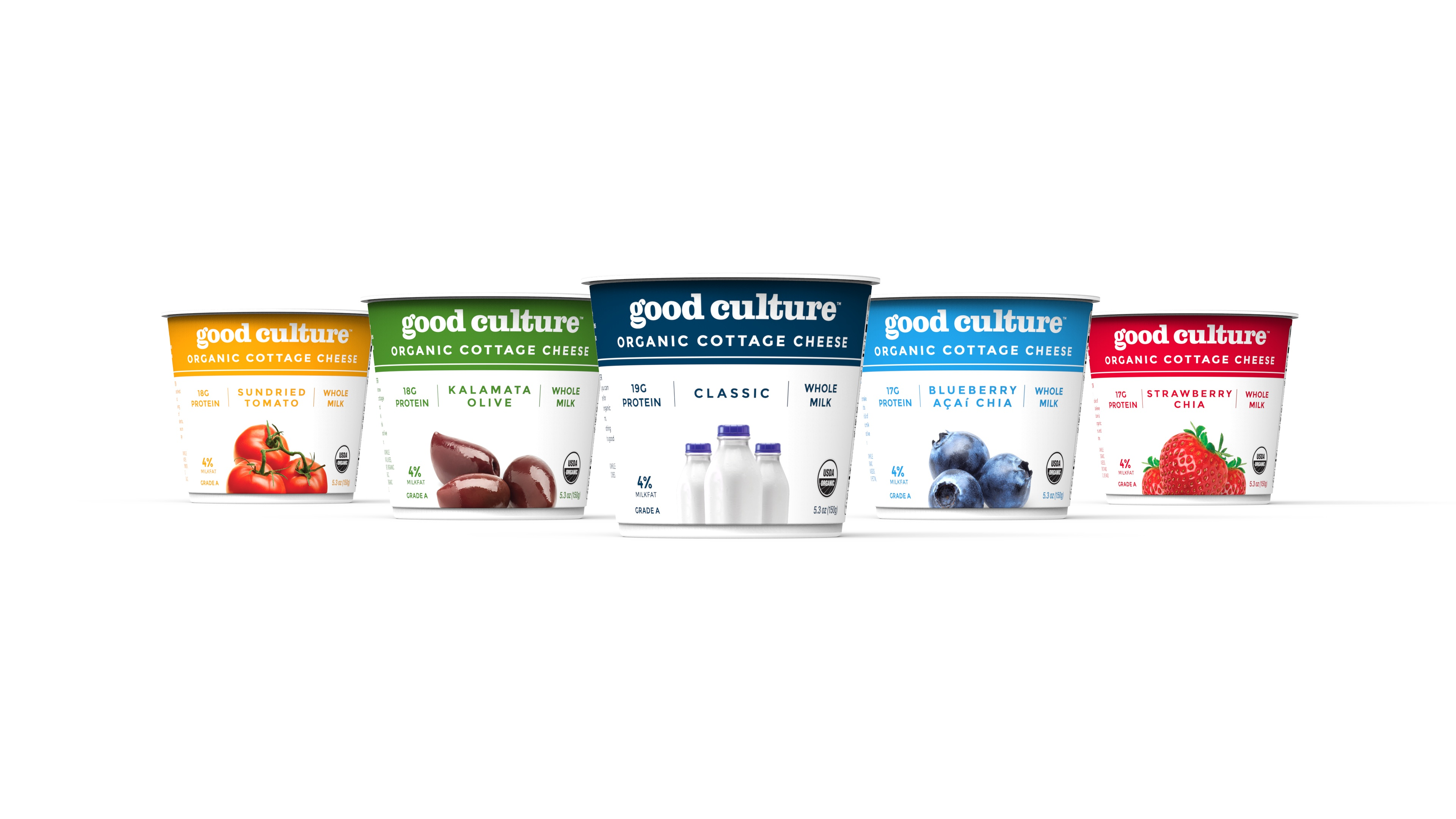 General Mills has invested in California-based cottage cheese maker Good Culture.