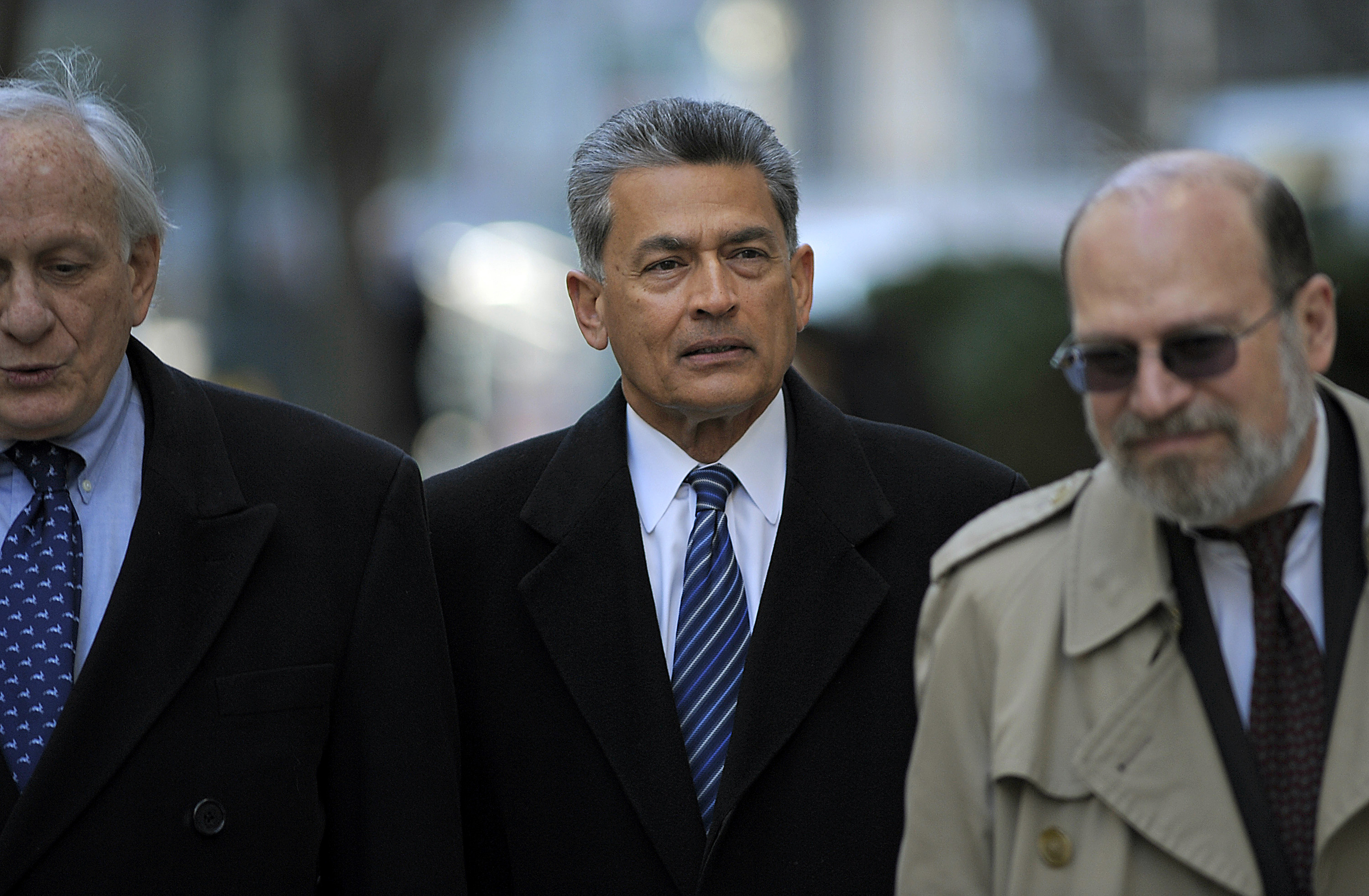 Former Goldman Sachs Director Rajat Gupta Arraignment On Insider Trading Charges