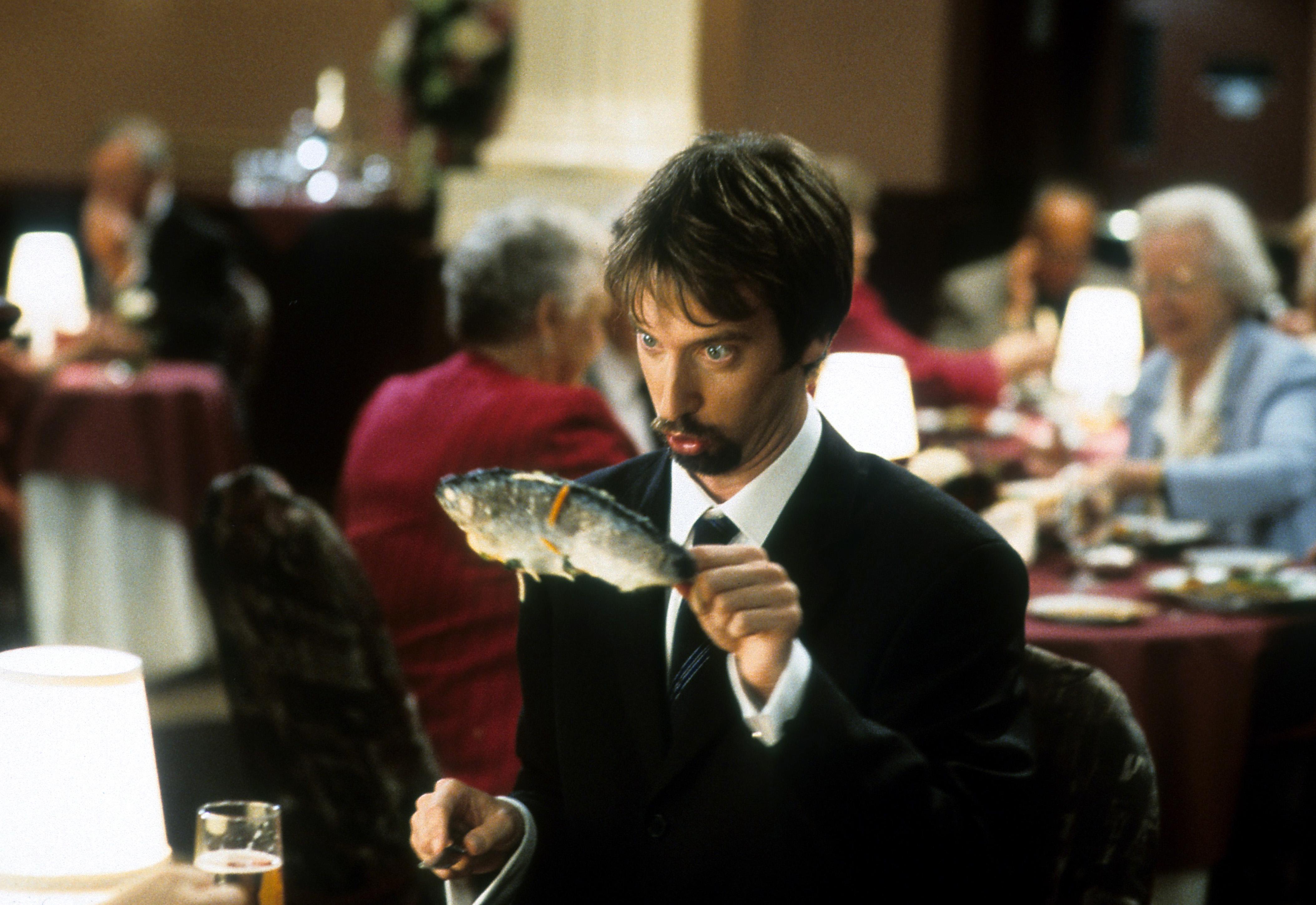 Tom Green In 'Freddy Got Fingered'