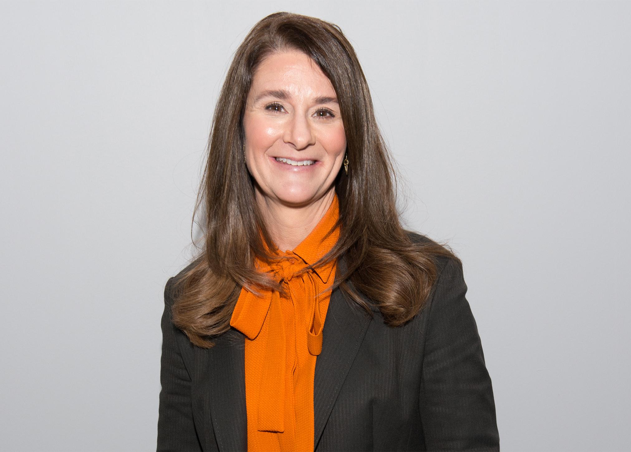 Melinda Gates Goes Public Fortune Classic 2008 Fortune