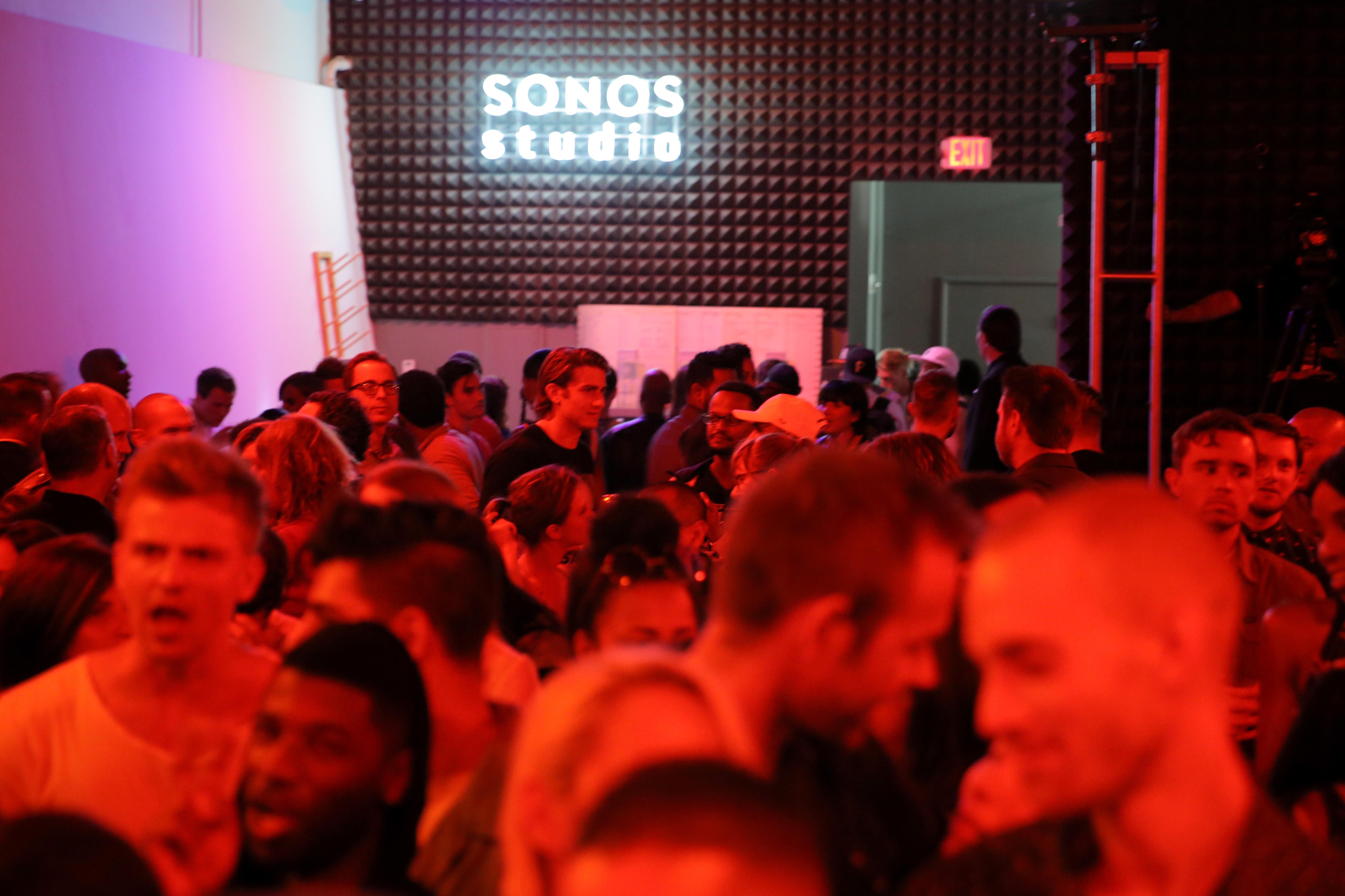 SONOS Studio + PANDORA: An Evening With Miguel