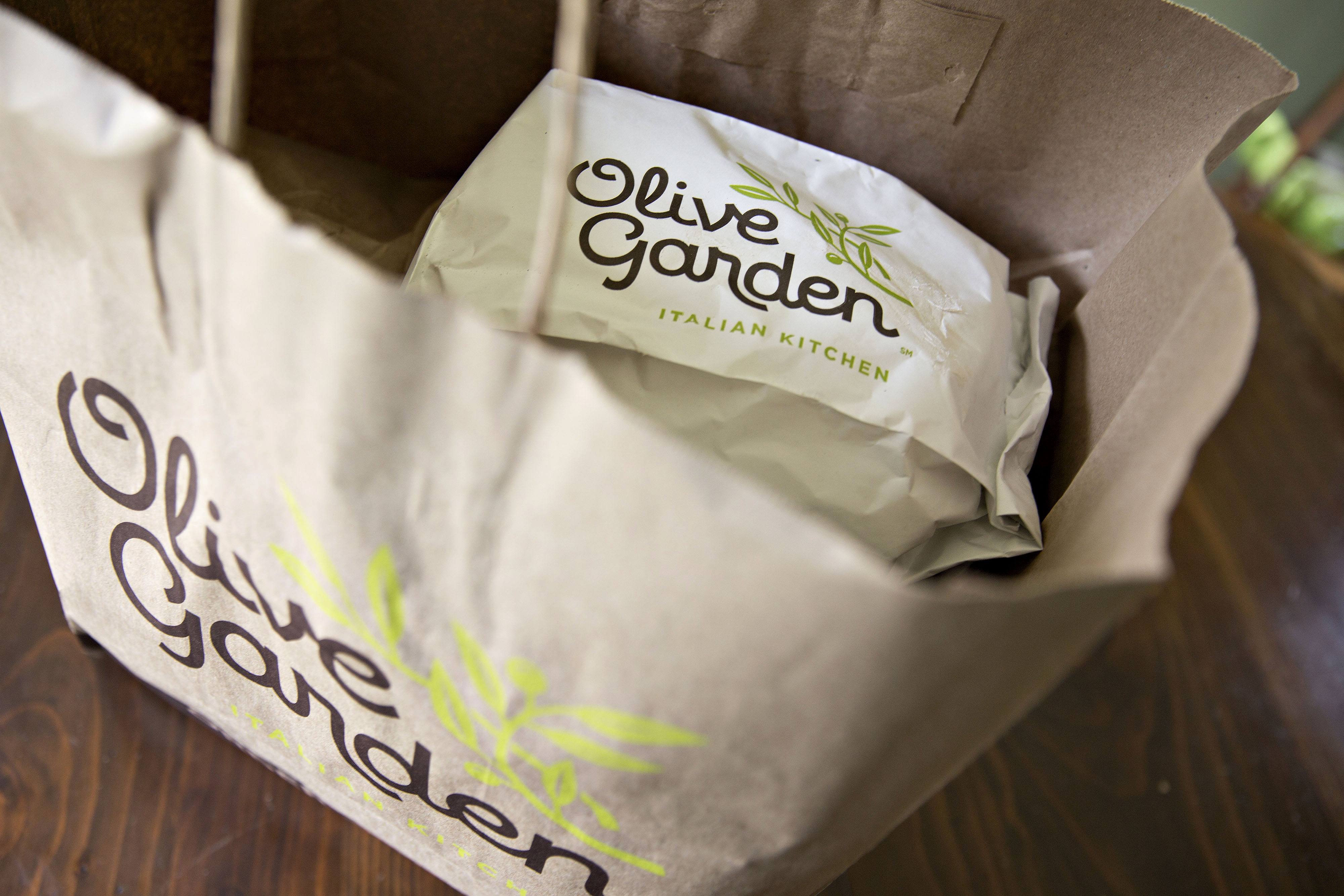 Olive Garden Take-Out Order Ahead Of Darden Restaurants Inc. Earning Figures