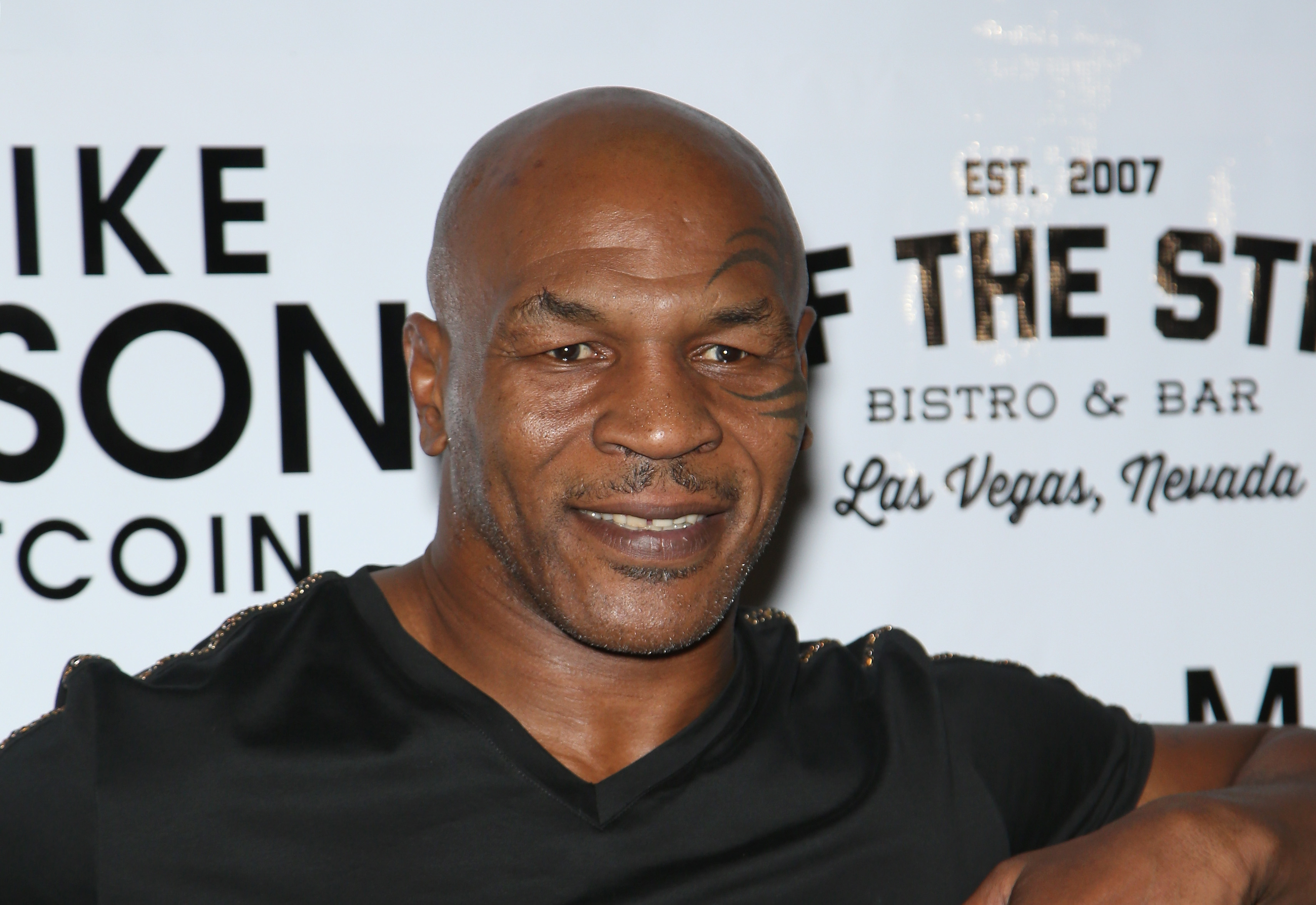 Launch Of World's First Mike Tyson Bitcoin ATM Machine