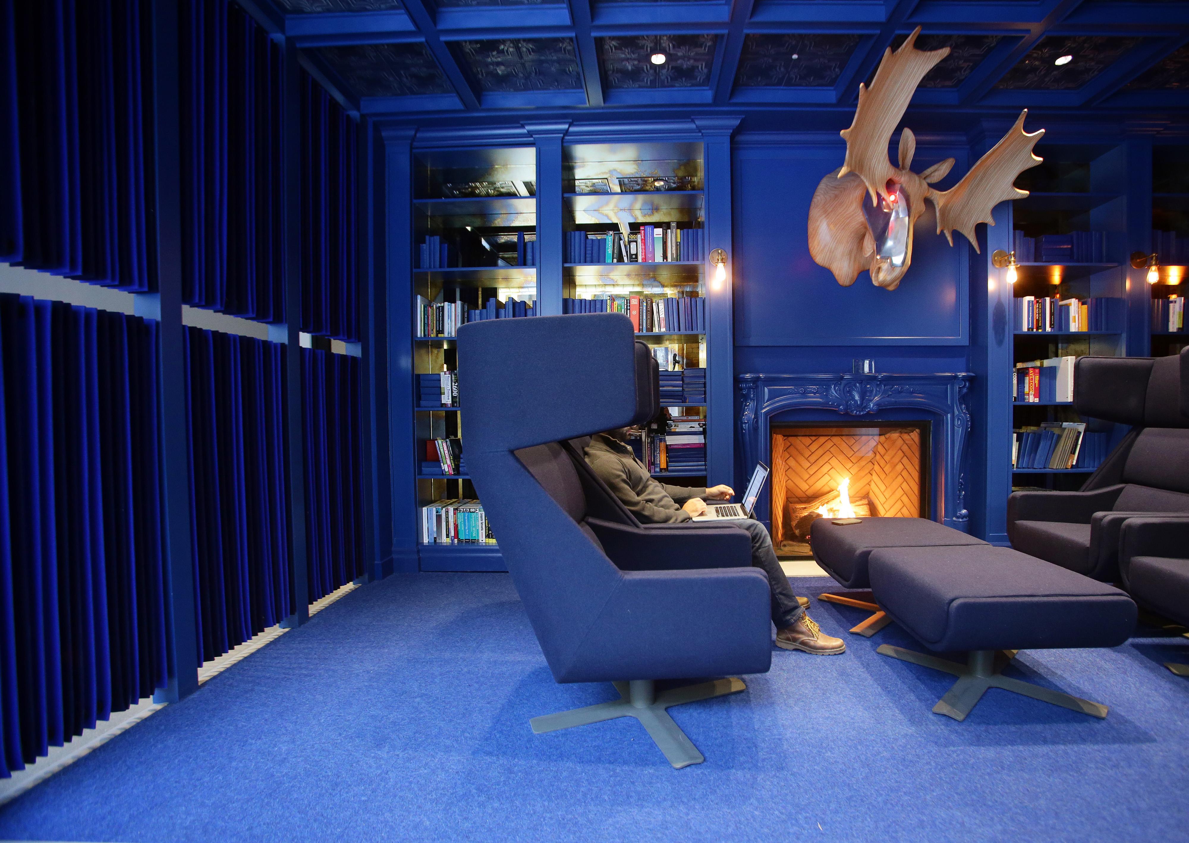 Google Coolest offices 2016