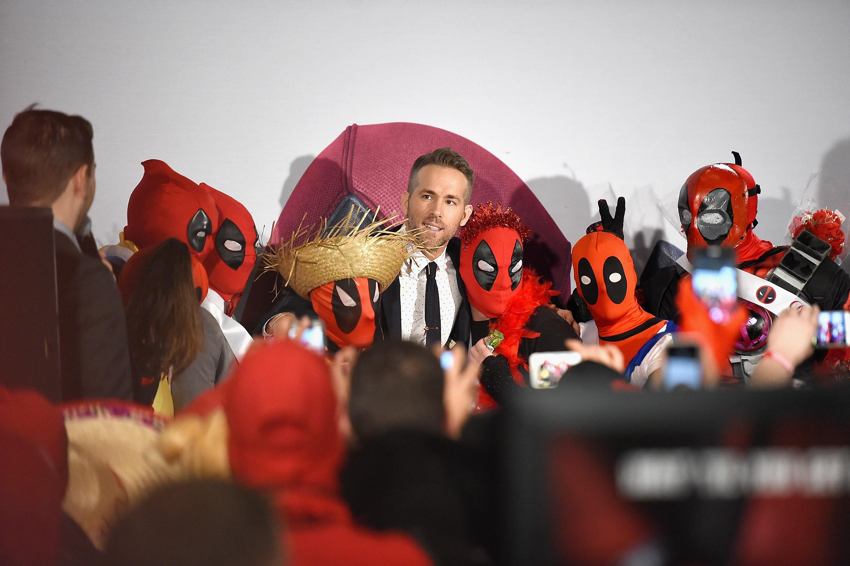 """""""Deadpool"""" Fan Event"""